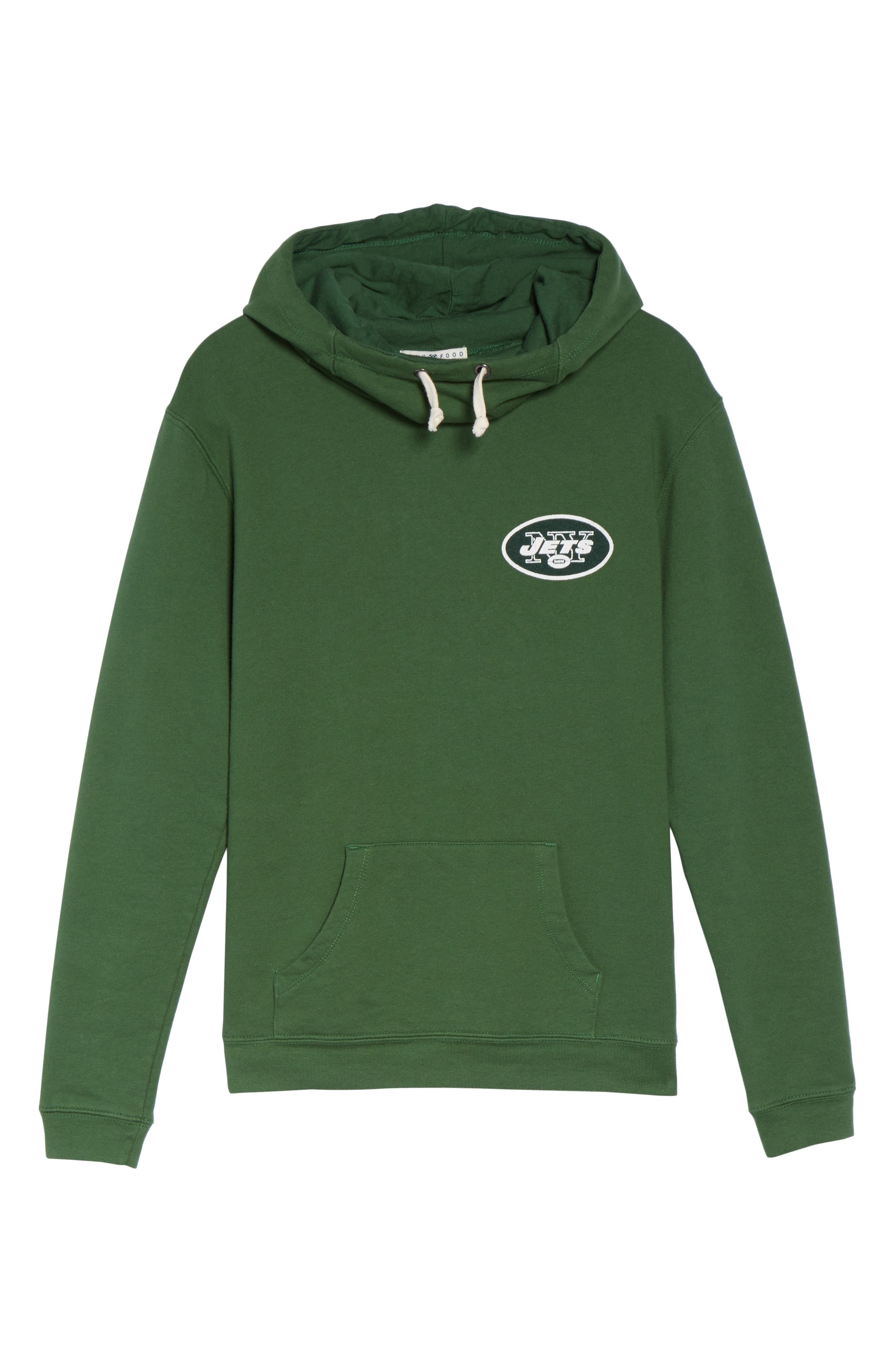 NFL New York Jets Sunday Hoodie,                             Alternate thumbnail 6, color,                             359