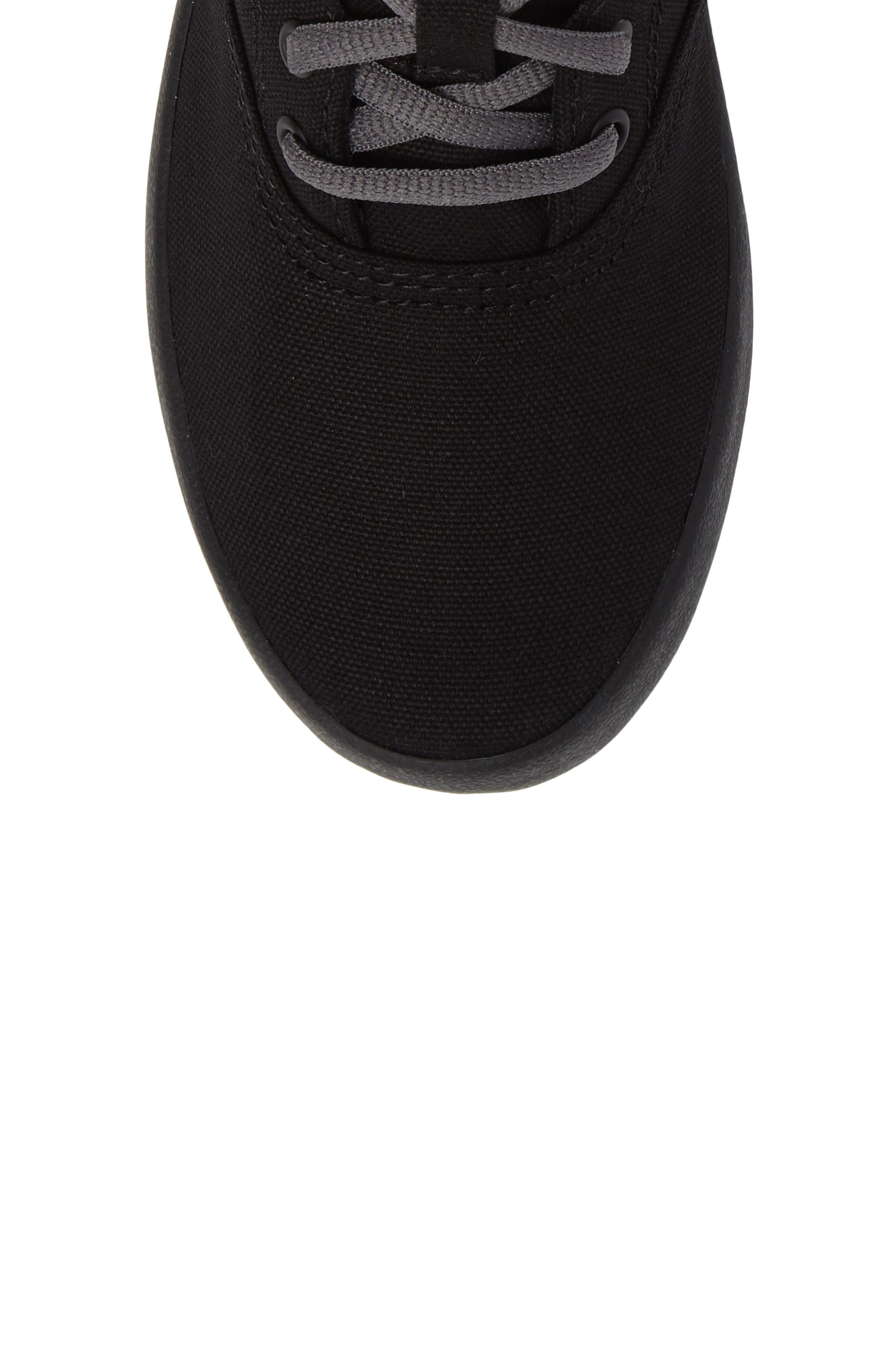 Wahoo Mid-Top Sneaker,                             Alternate thumbnail 5, color,                             001