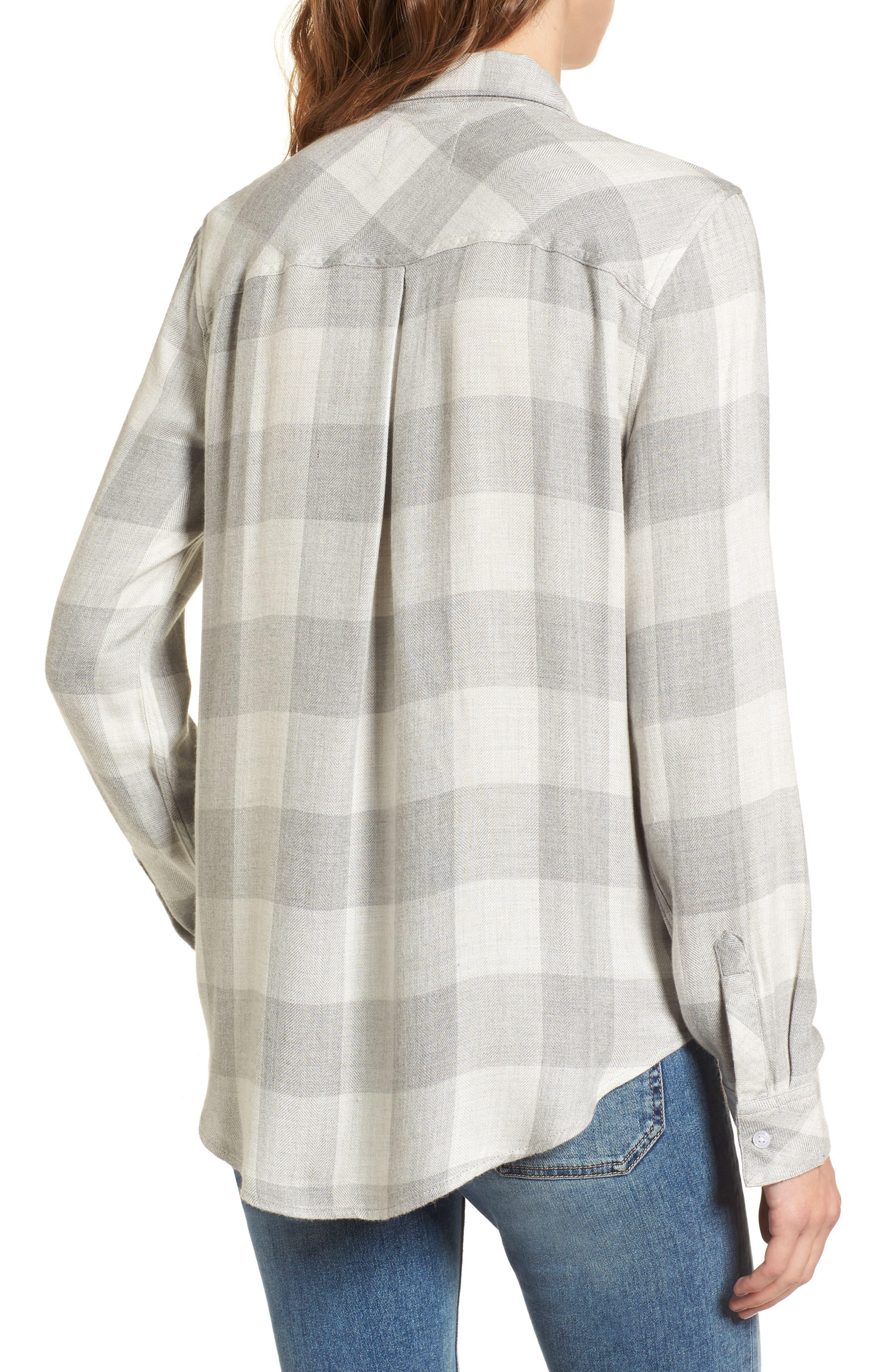 Hunter Plaid Shirt,                             Alternate thumbnail 162, color,
