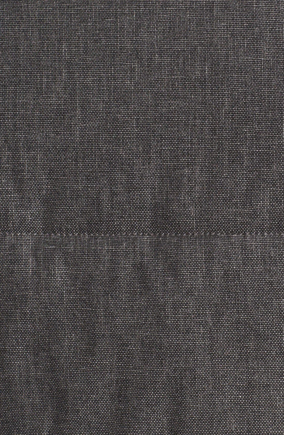 Quilted Cotton Vest,                             Alternate thumbnail 3, color,
