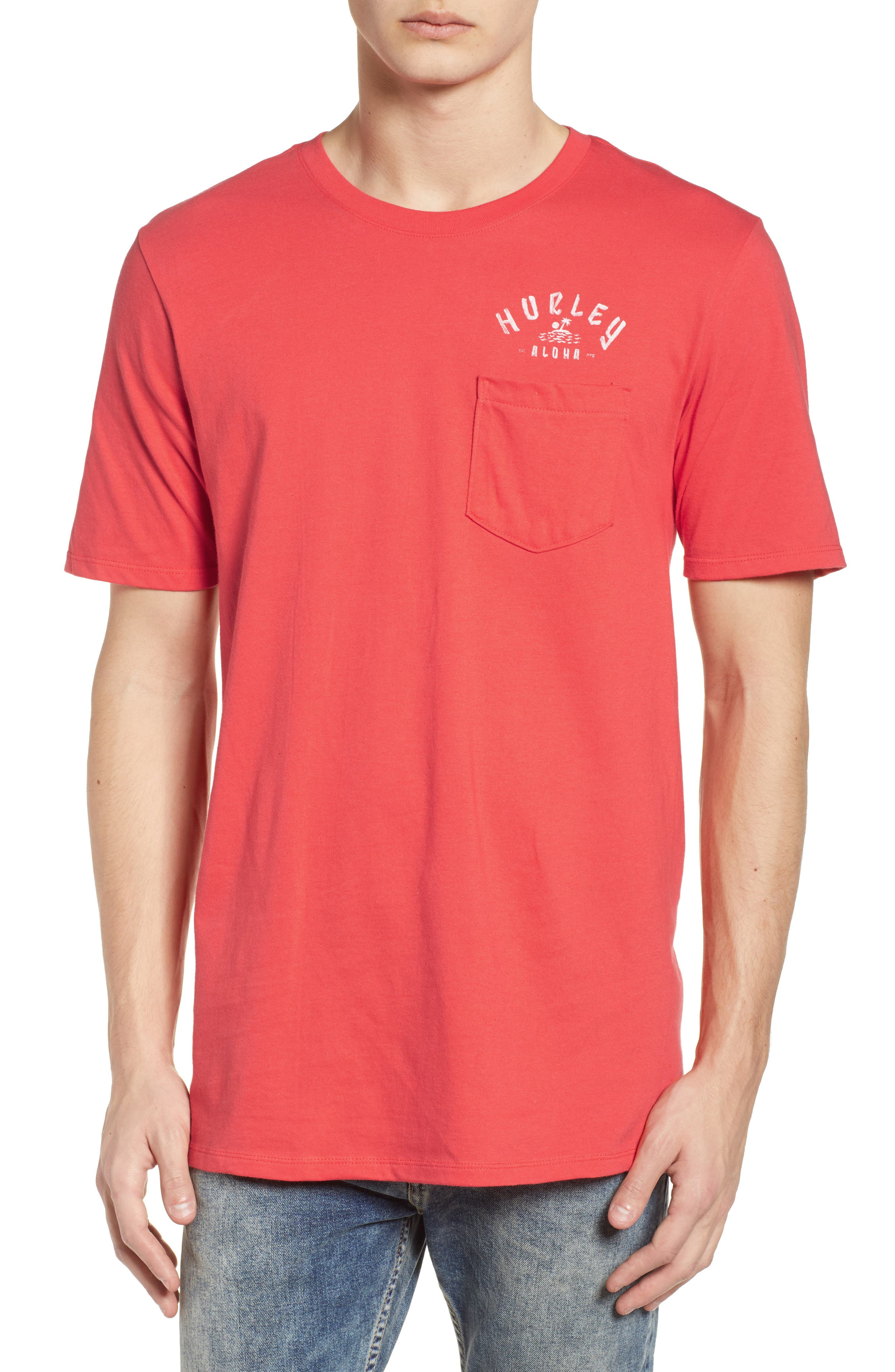 Plate Lunch Pocket T-Shirt,                         Main,                         color, 602