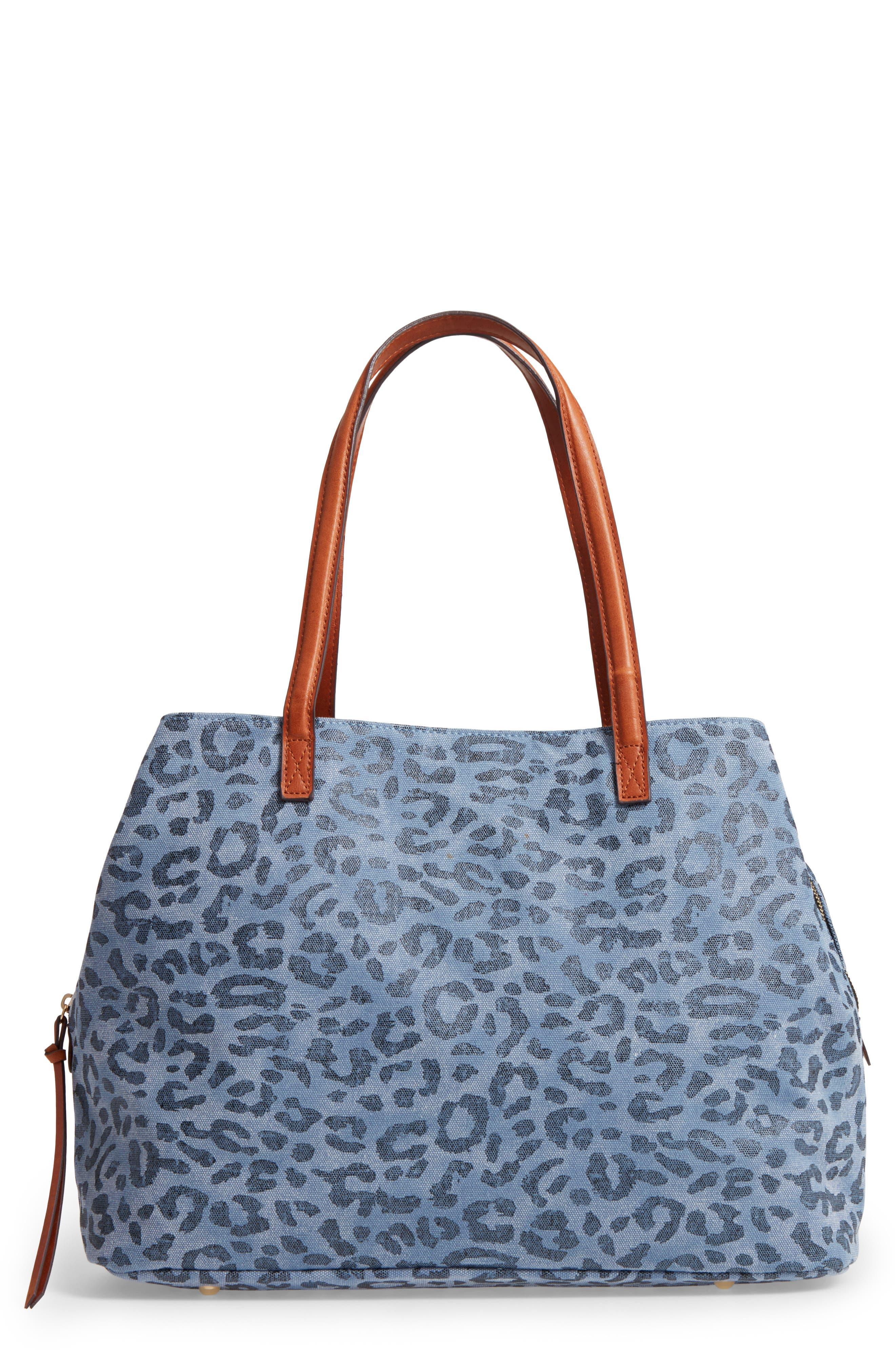 'Oversize Millie' Tote,                             Main thumbnail 4, color,