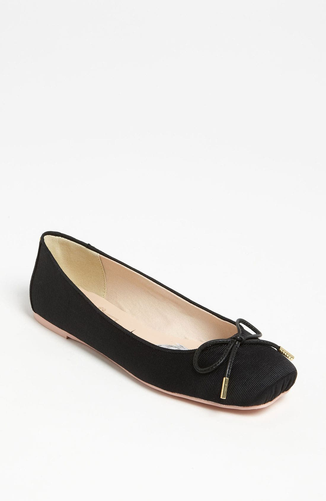 'Charee' Ballet Flat,                         Main,                         color, 011