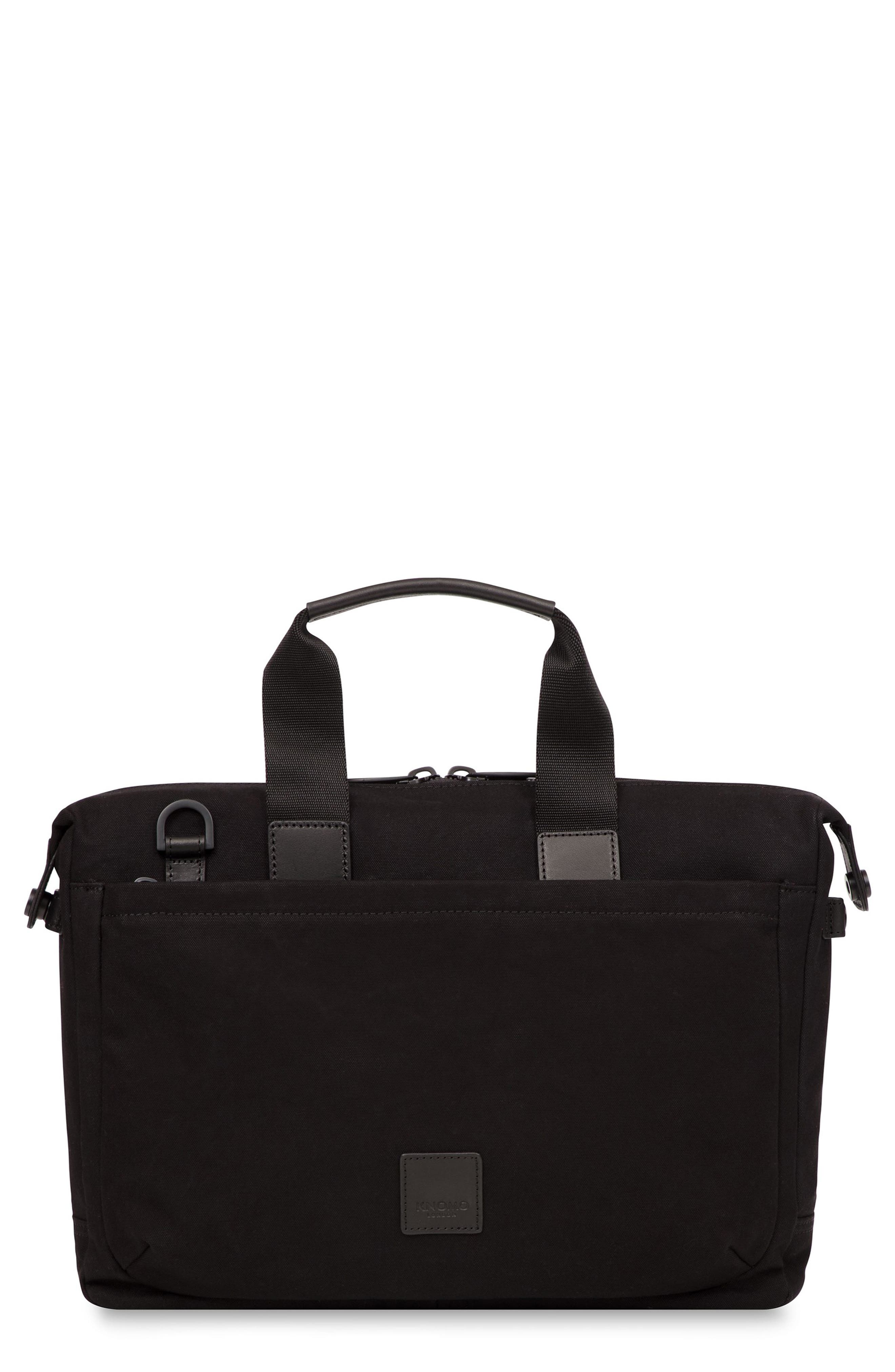 Fulham Blake Slim Briefcase,                             Main thumbnail 1, color,                             001