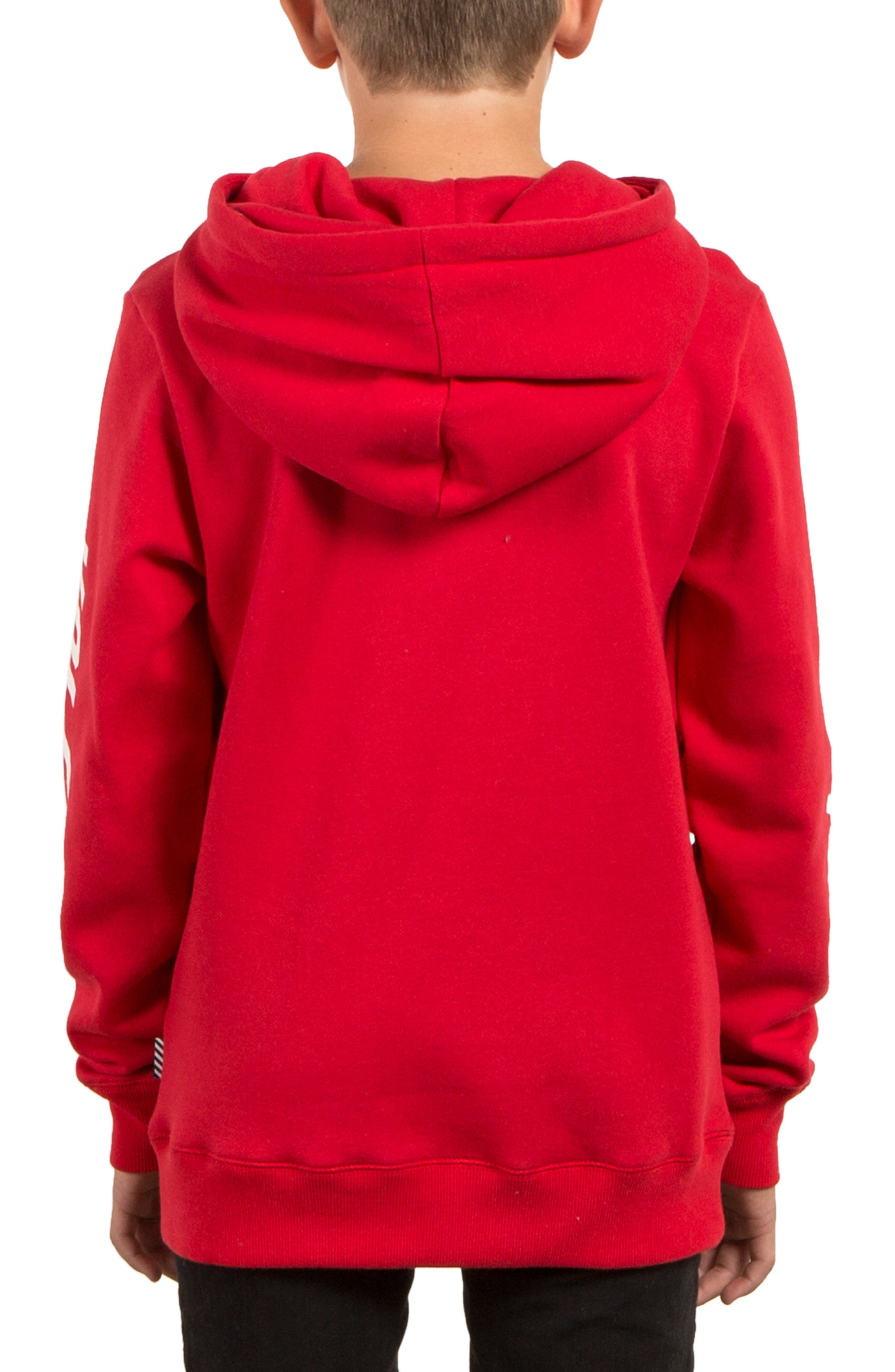 Supply Stone Graphic Pullover Hoodie,                             Alternate thumbnail 15, color,