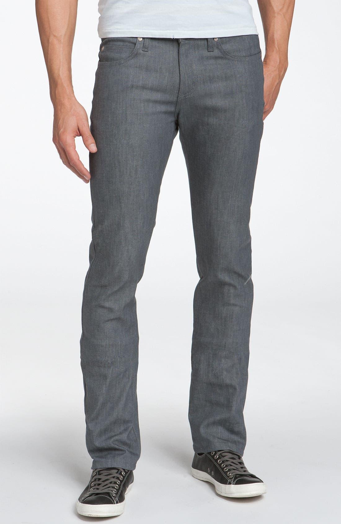 NAKED & FAMOUS DENIM 'Skinny Guy' Skinny Fit Jeans, Main, color, 060