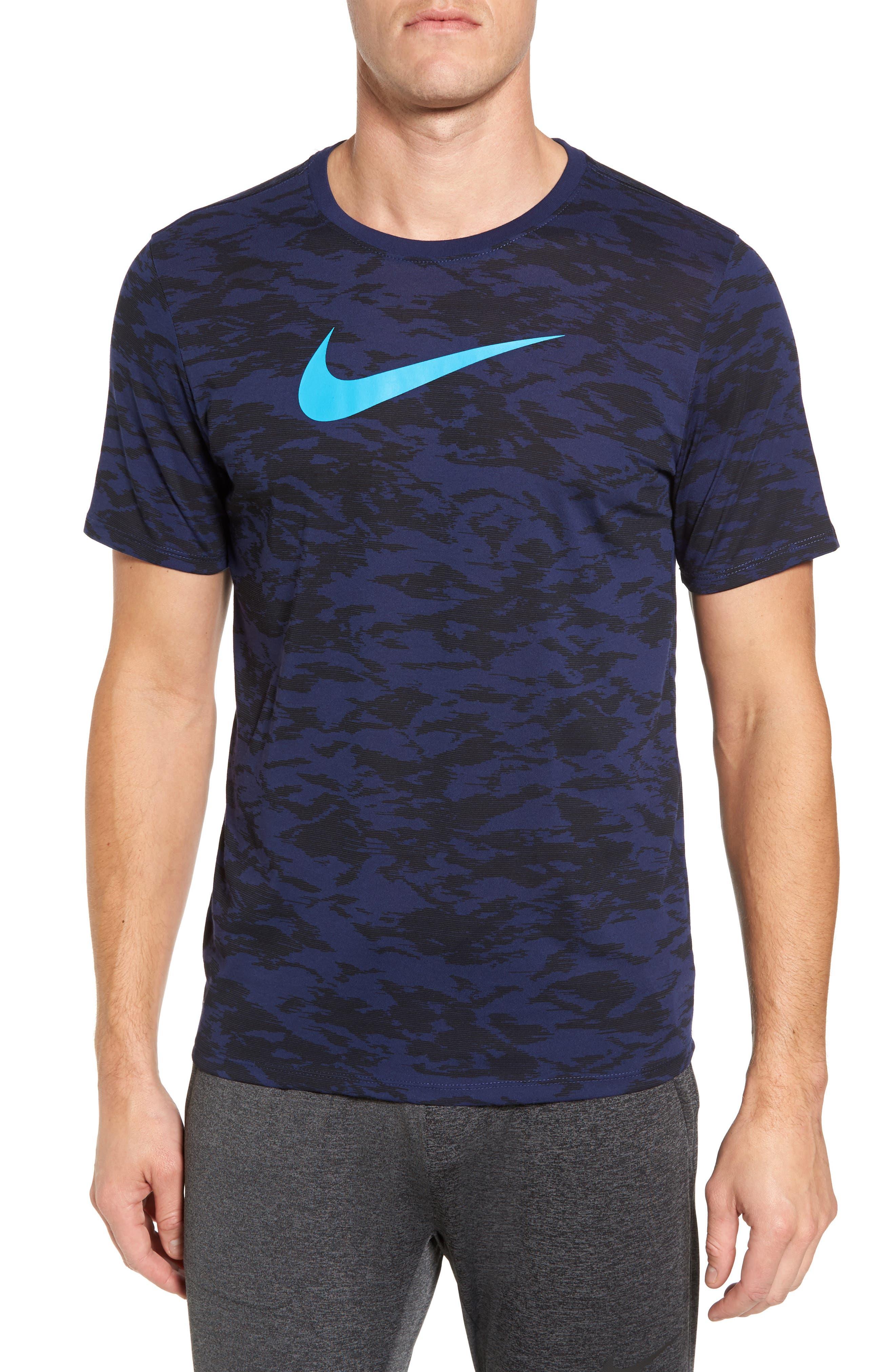 Basketball Attack Logo T-Shirt,                             Main thumbnail 2, color,