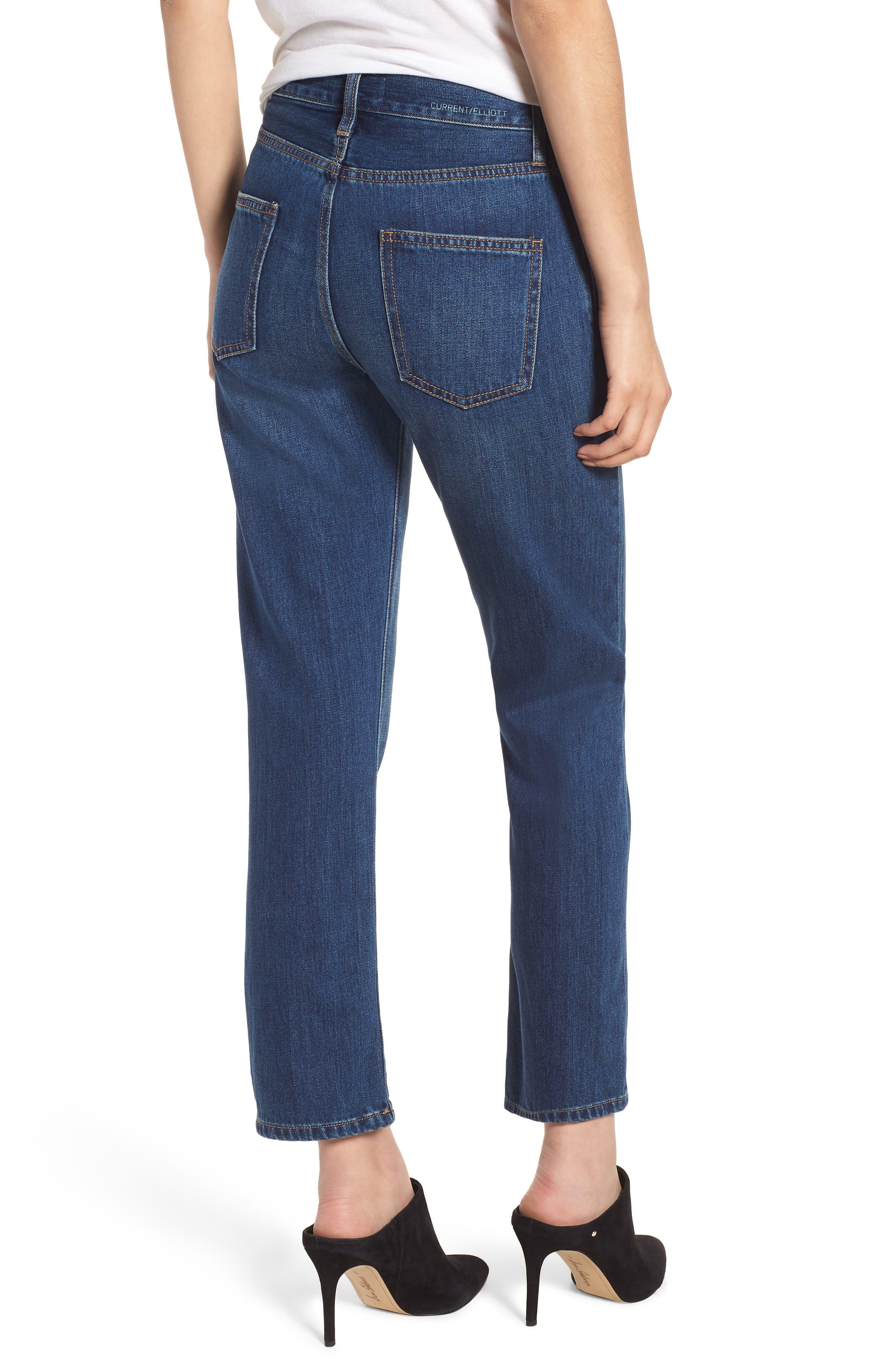 The Original Straight Leg Jeans,                             Alternate thumbnail 2, color,                             472