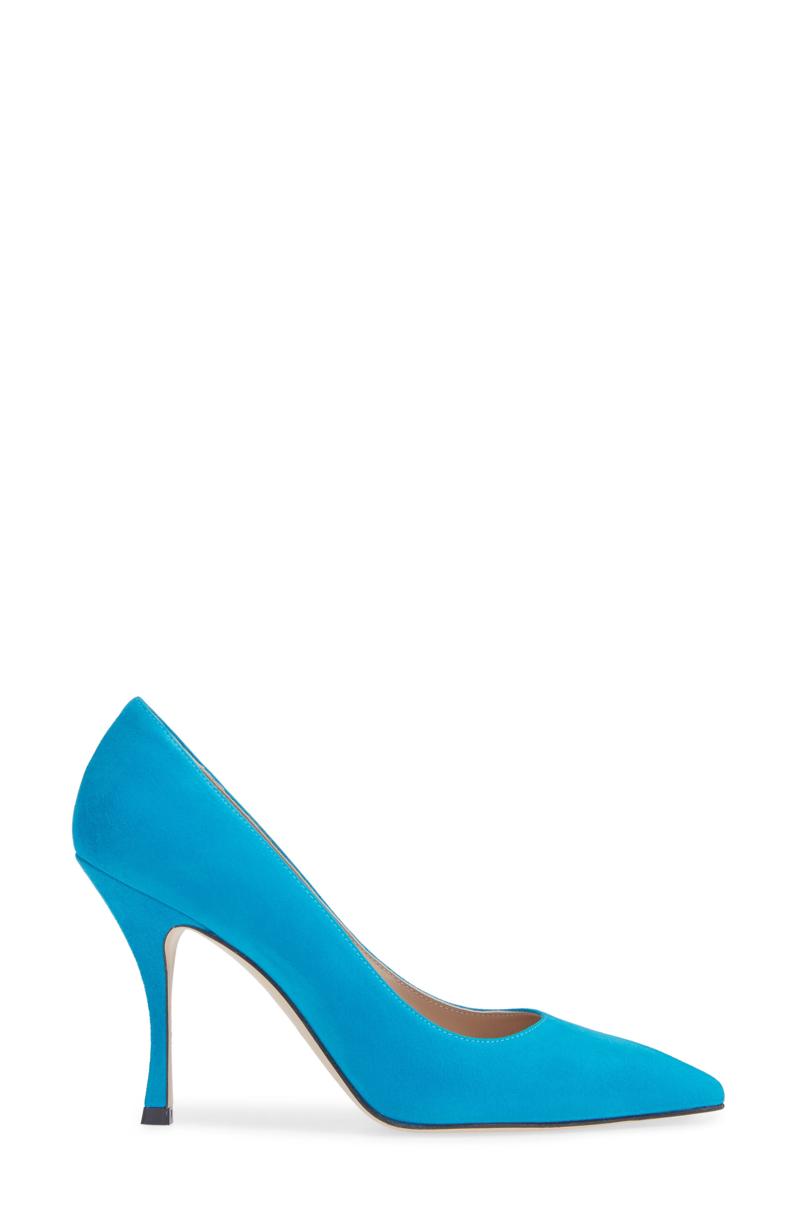 Tippi Pump,                             Alternate thumbnail 3, color,                             OCEANIC SUEDE