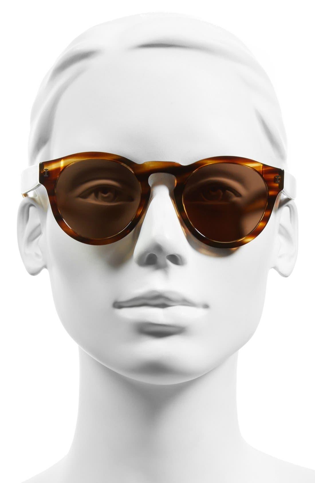 'Leonard' 47mm Sunglasses,                             Alternate thumbnail 125, color,