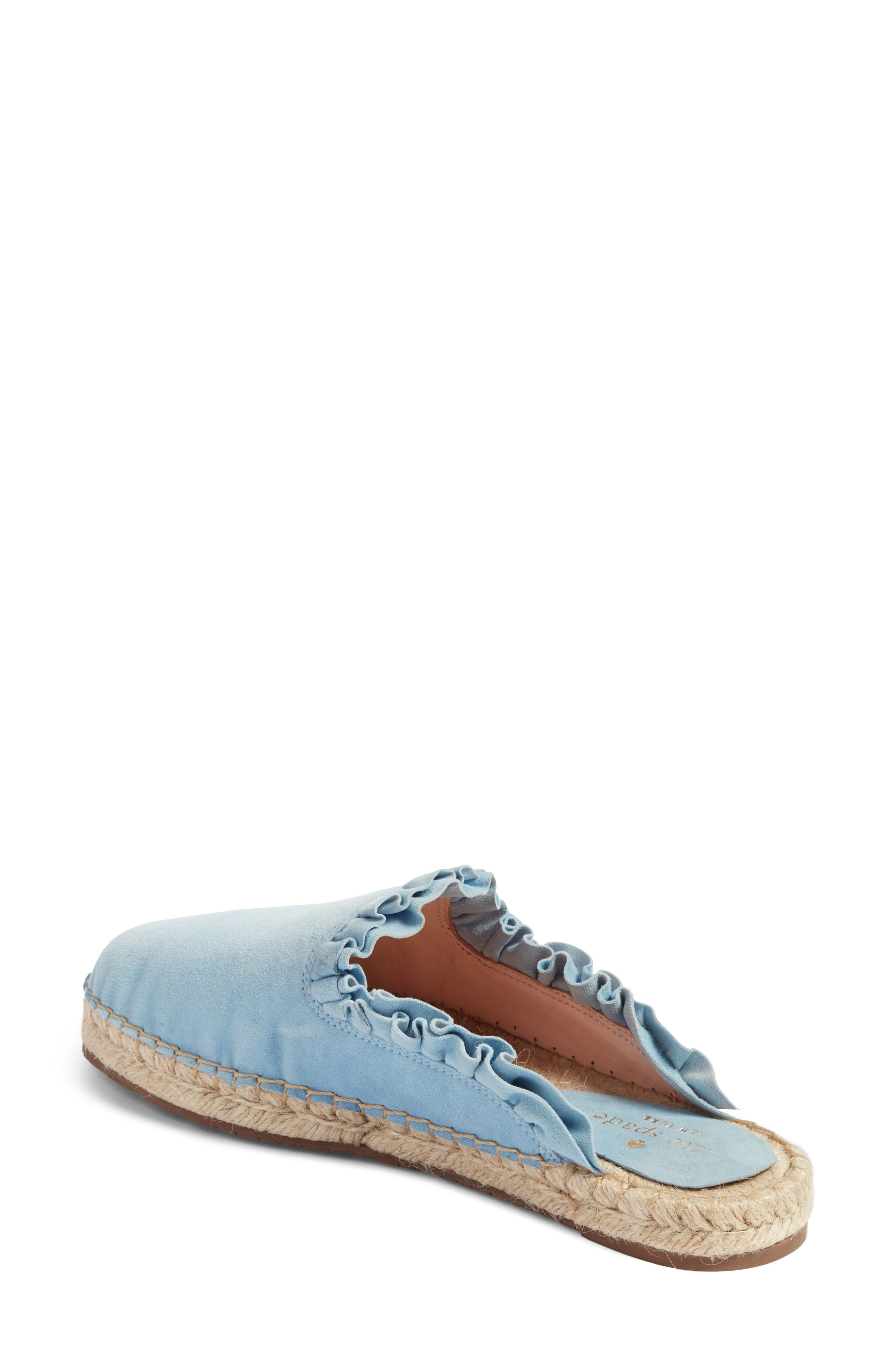 laila espadrille mule,                             Alternate thumbnail 6, color,
