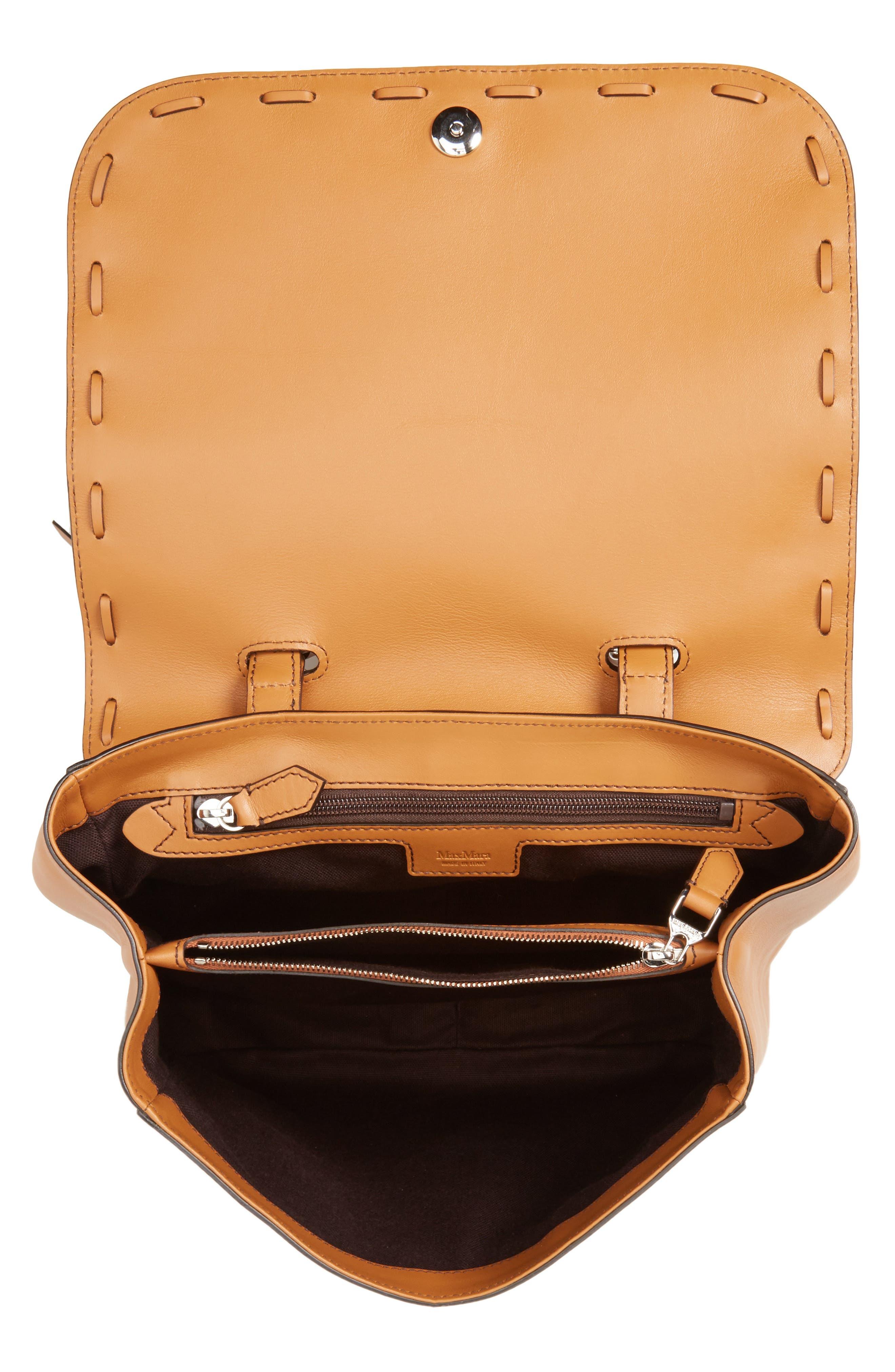 BoBag Leather Satchel,                             Alternate thumbnail 11, color,