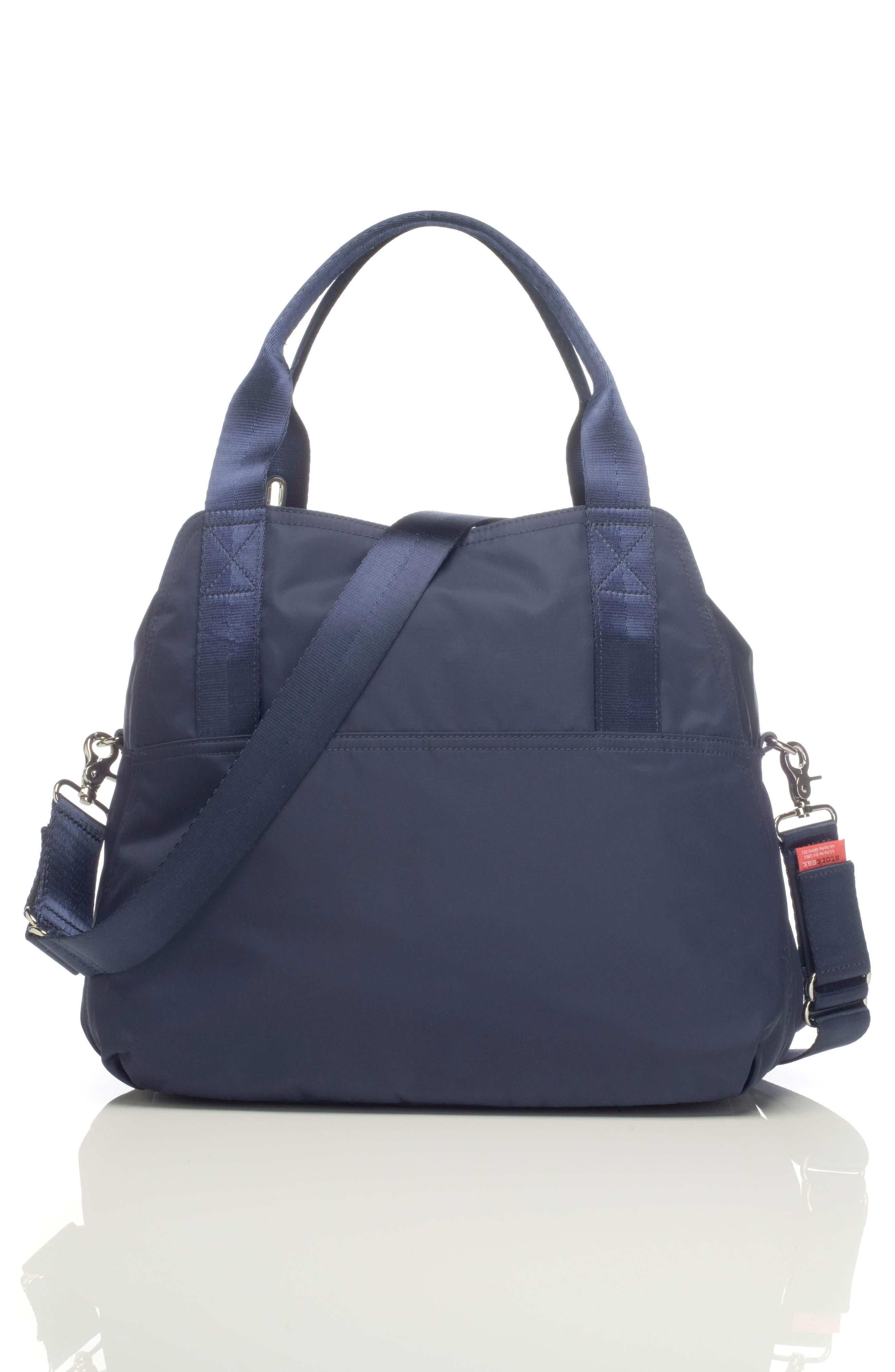 Storsak Alexa Diaper Bag,                             Alternate thumbnail 2, color,                             NAVY