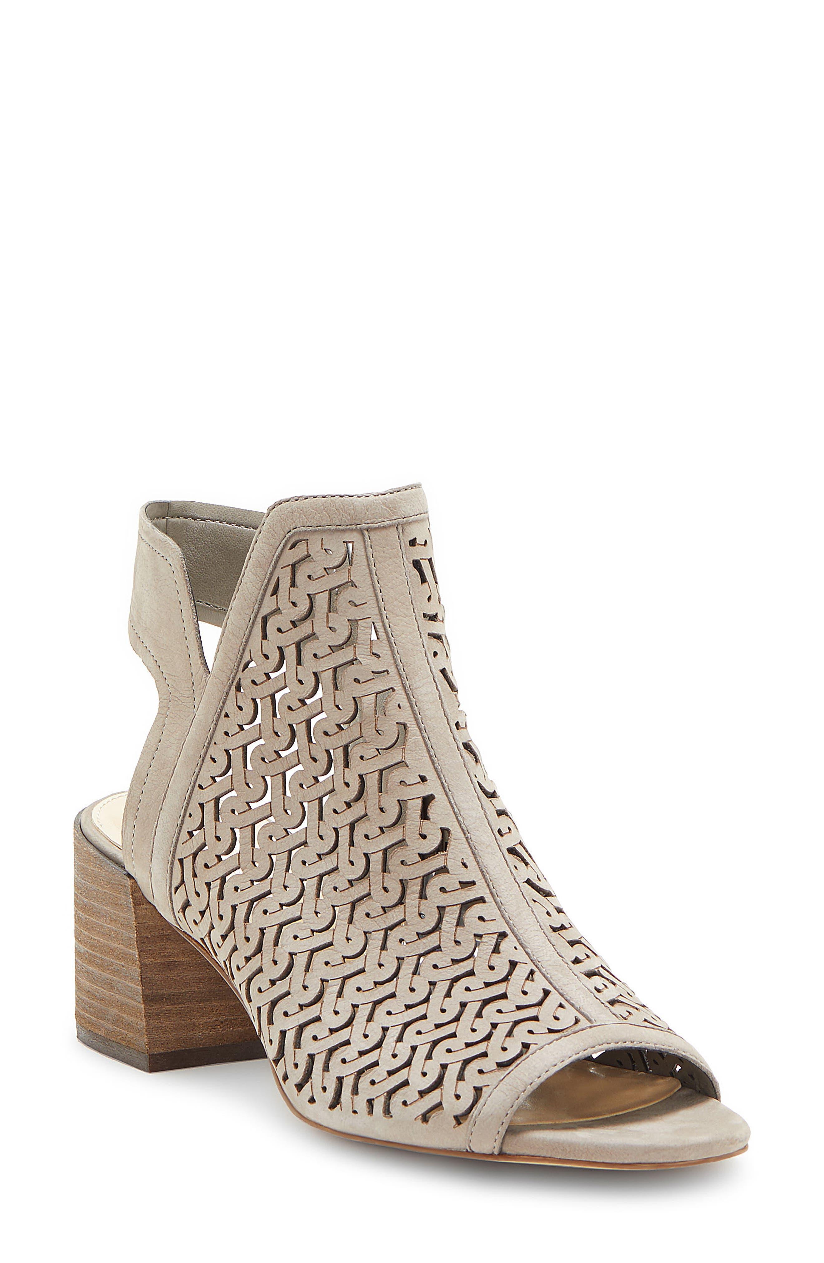 Sternat Sandal,                         Main,                         color, HIPPO GREY LEATHER