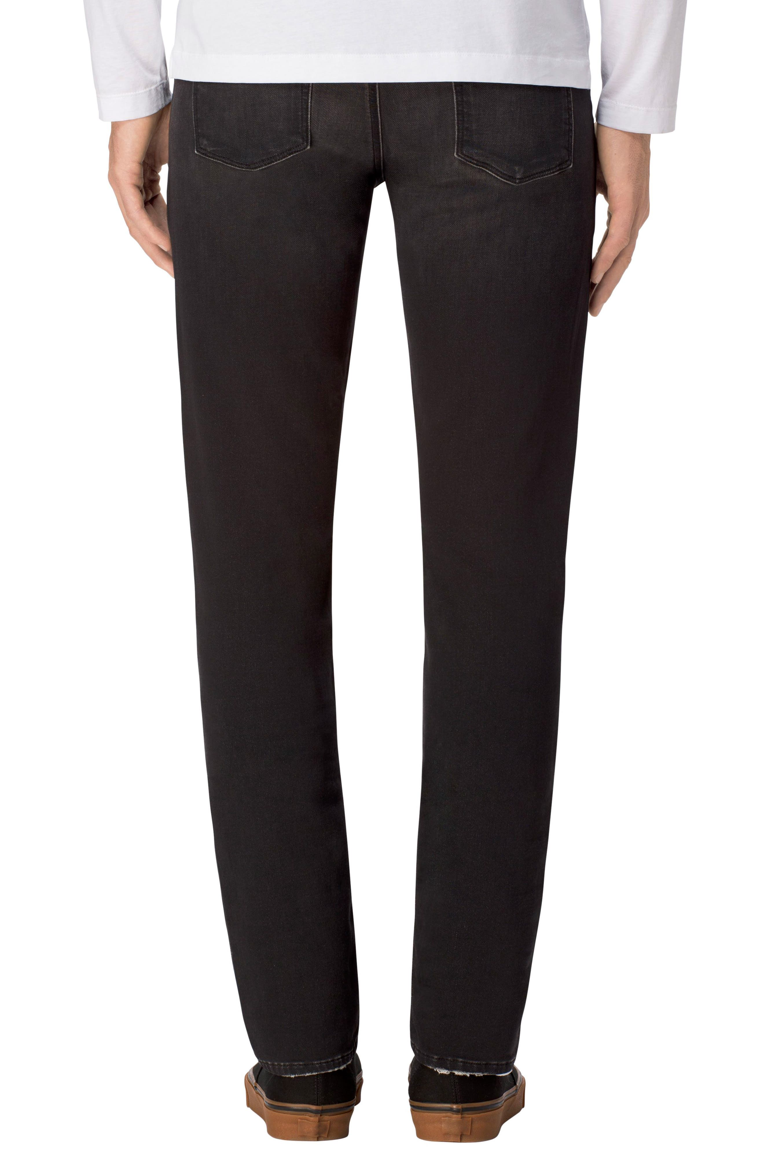 Tyler Slim Fit Jeans,                             Alternate thumbnail 2, color,                             001