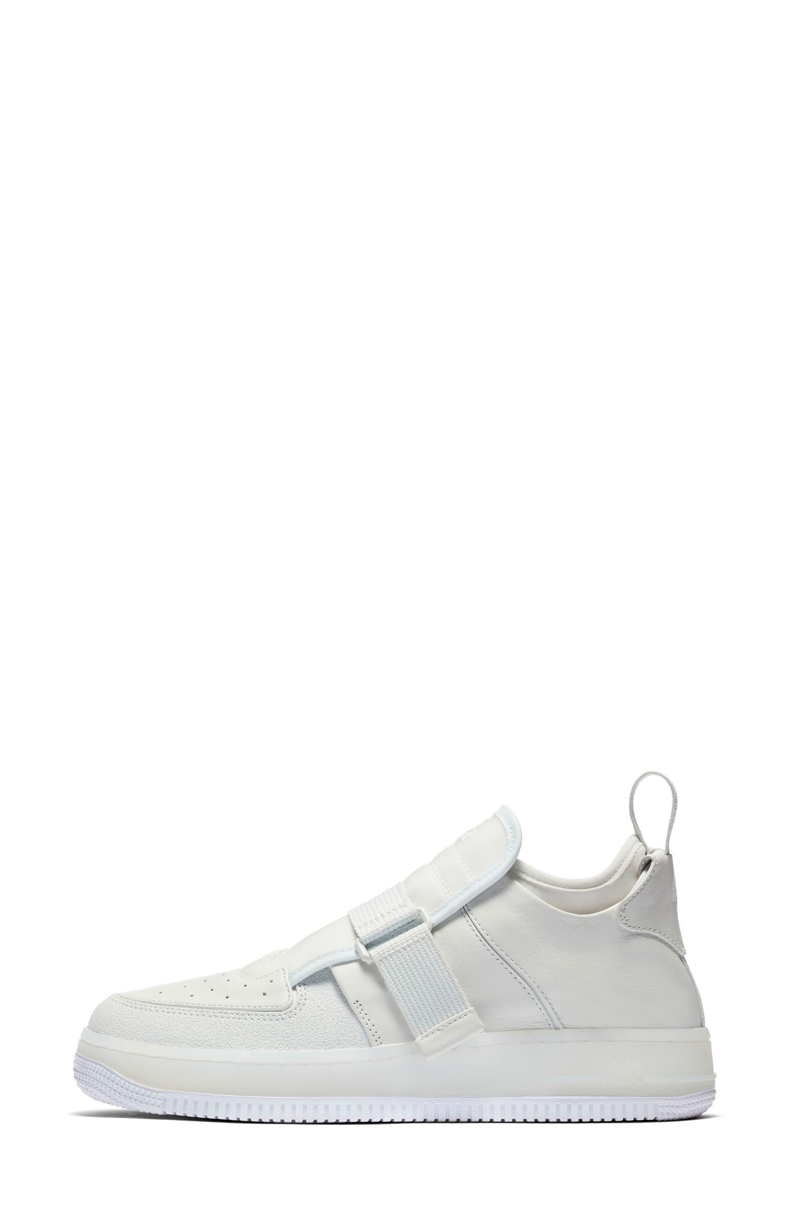 NIKE,                             Air Force 1 Explorer XX Sneaker,                             Alternate thumbnail 3, color,                             100