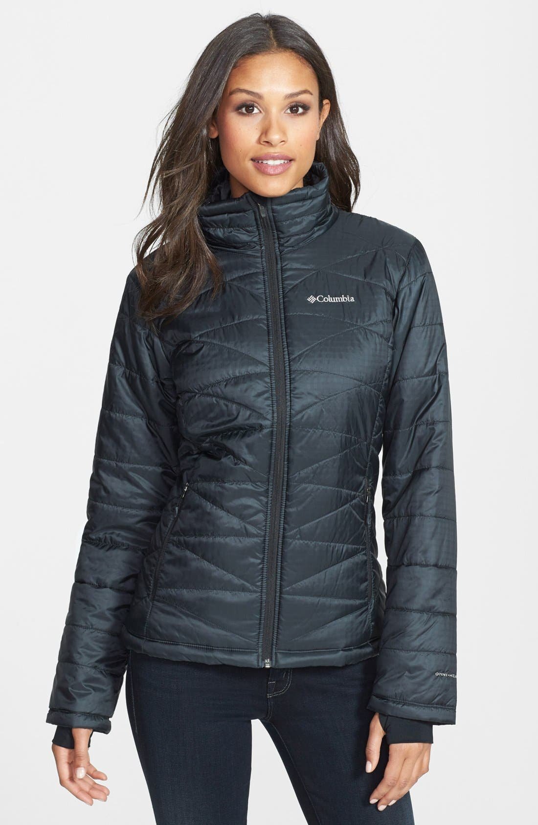 COLUMBIA 'Mighty Lite' Jacket, Main, color, 010