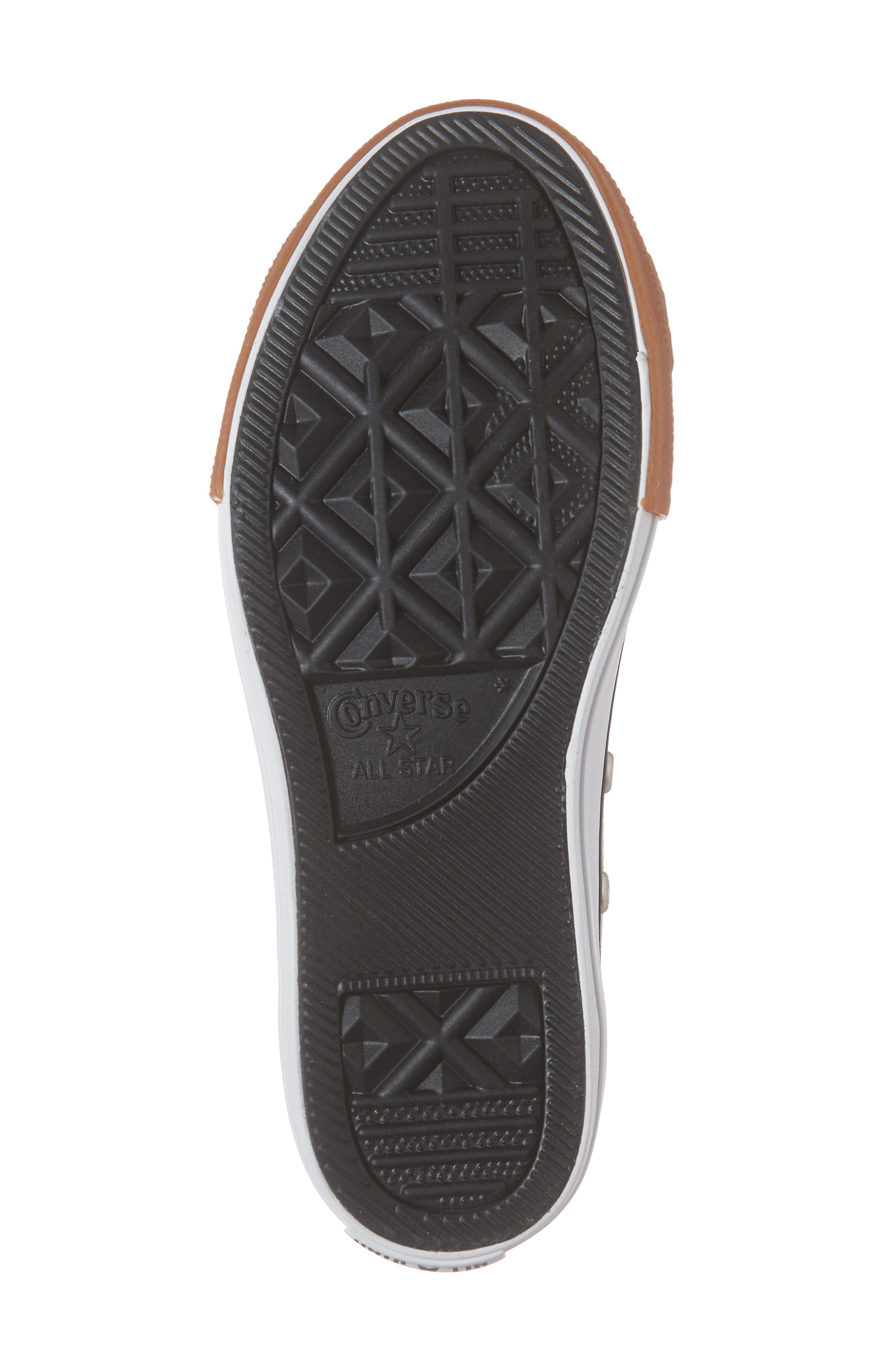 Chuck Taylor<sup>®</sup> All Star<sup>®</sup> No Gum In Class Leather High Top Sneaker,                             Alternate thumbnail 6, color,                             039