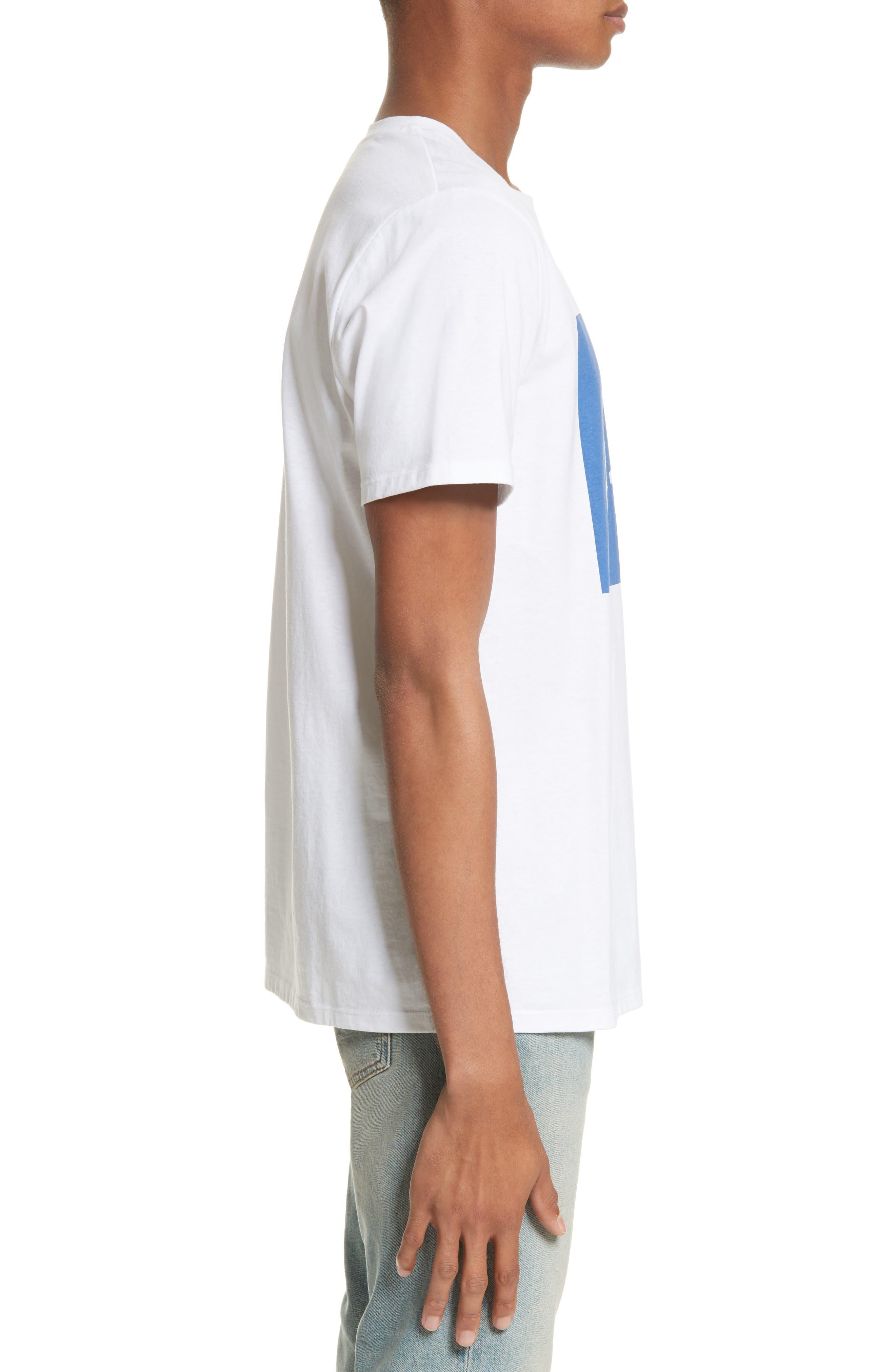Kraft Graphic T-Shirt,                             Alternate thumbnail 3, color,                             401
