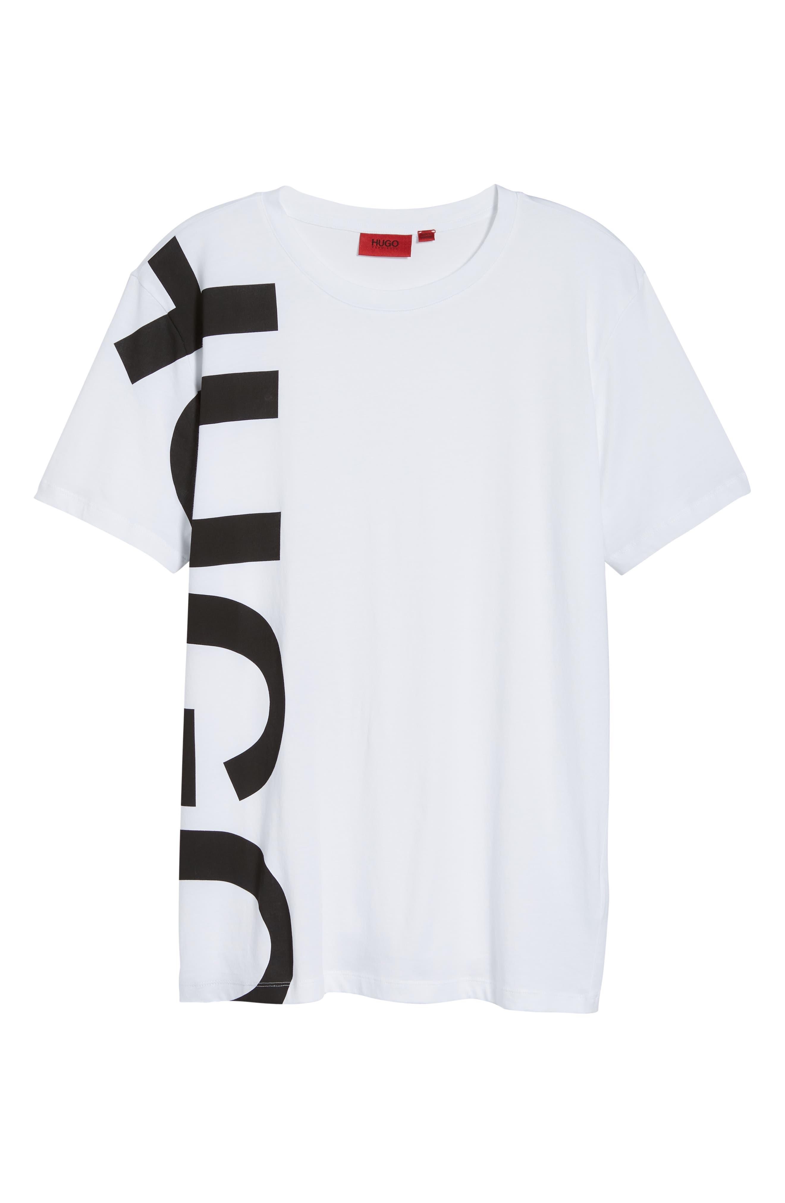 BOSS Daws Crewneck T-Shirt,                             Alternate thumbnail 12, color,