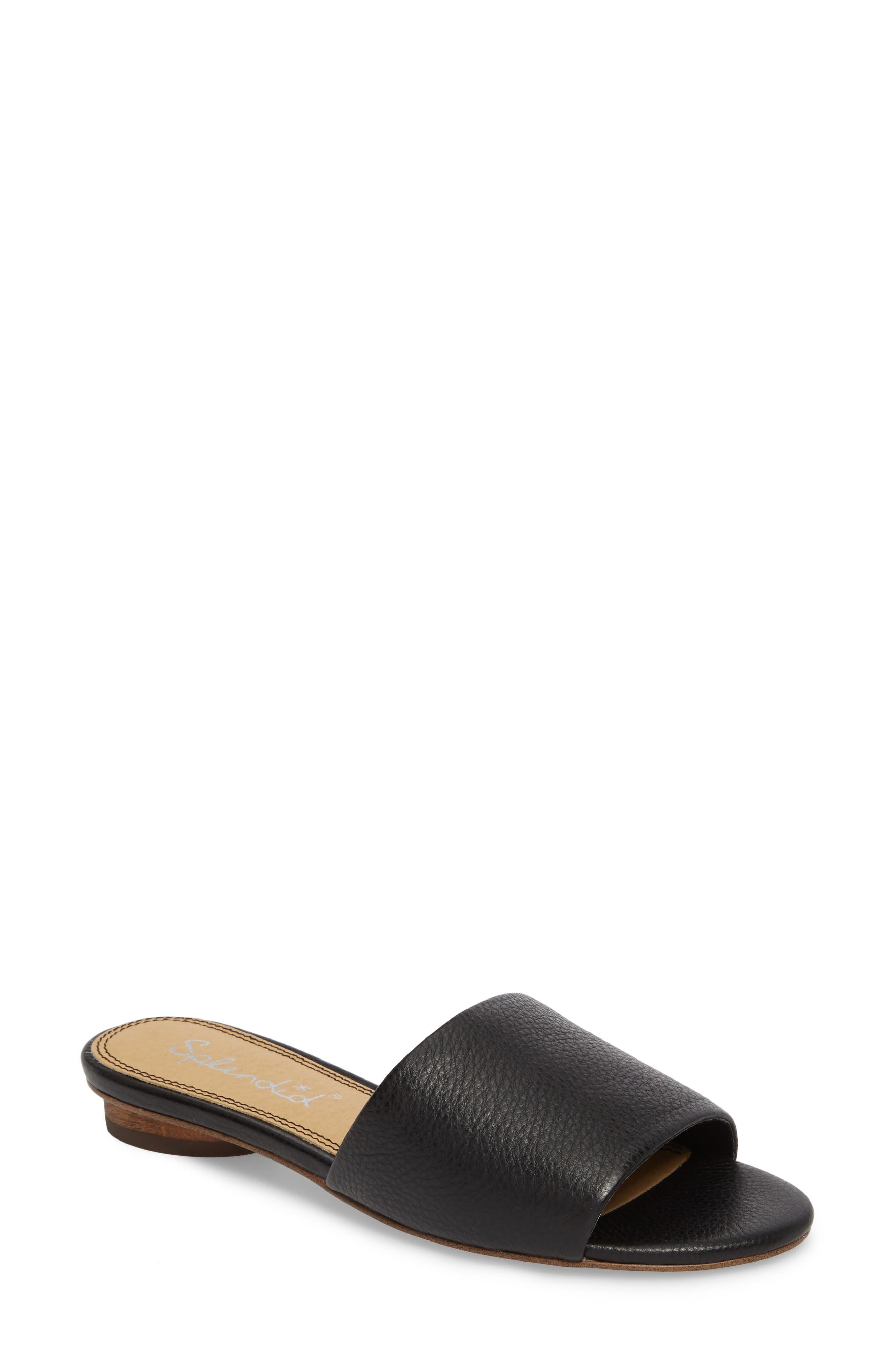 Betsy Slide Sandal,                         Main,                         color, 002