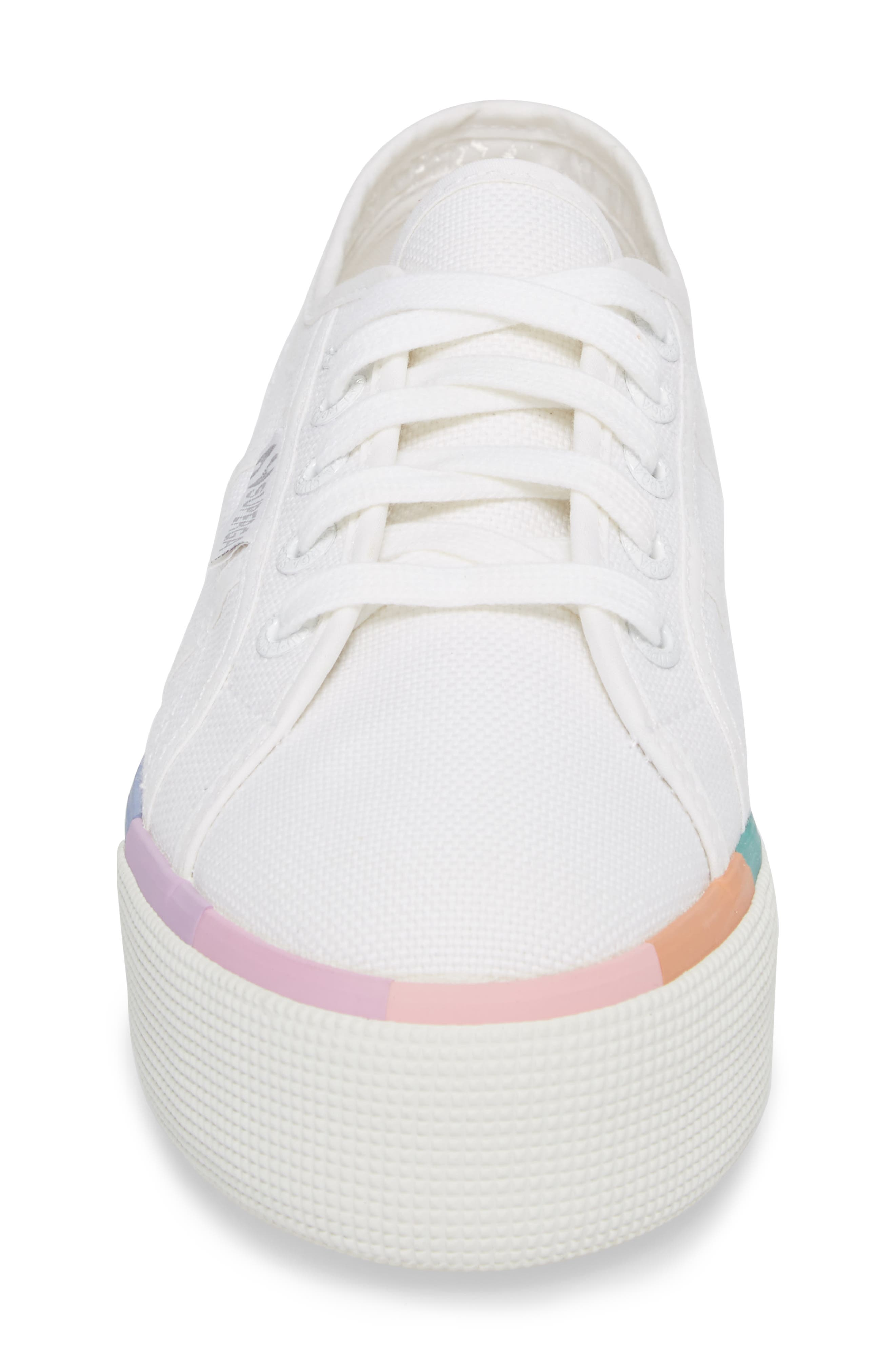 2790 Platform Sneaker,                             Alternate thumbnail 4, color,                             100