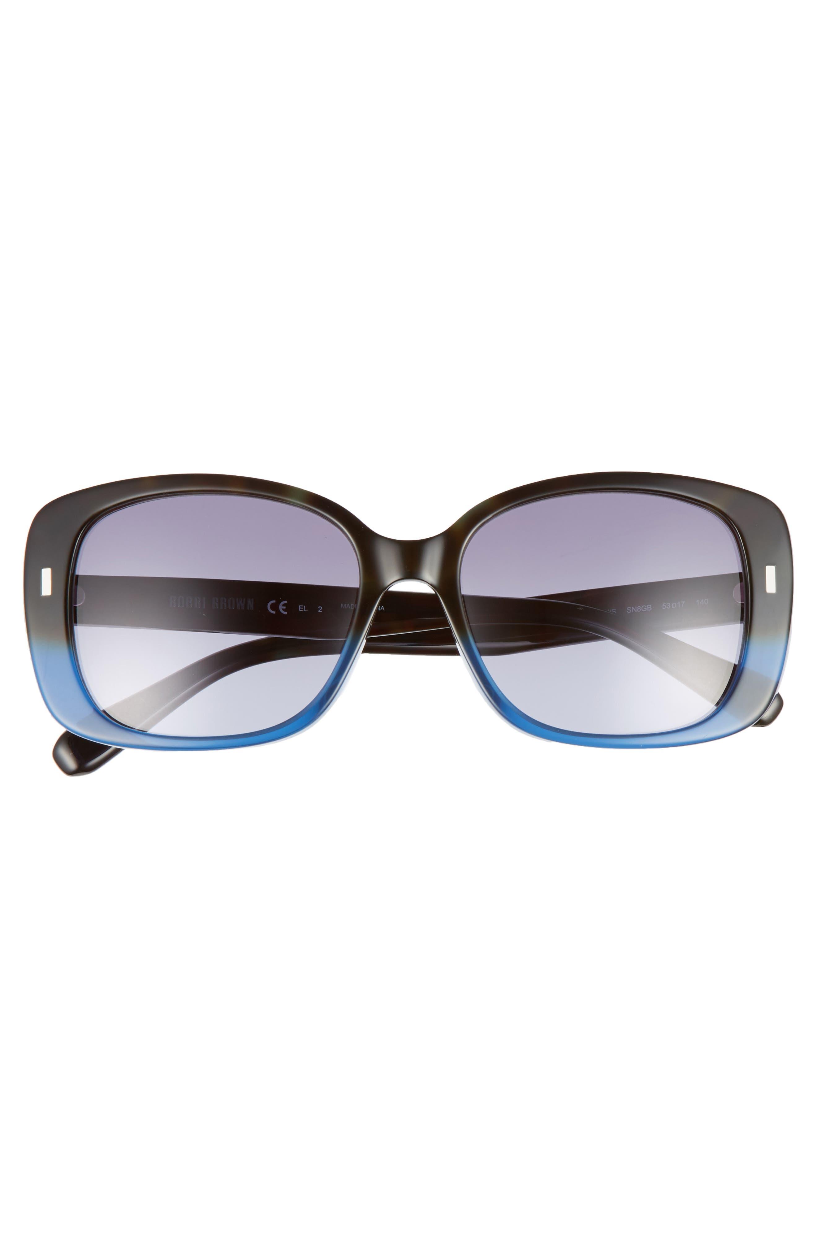 The Audrey 53mm Square Sunglasses,                             Alternate thumbnail 11, color,