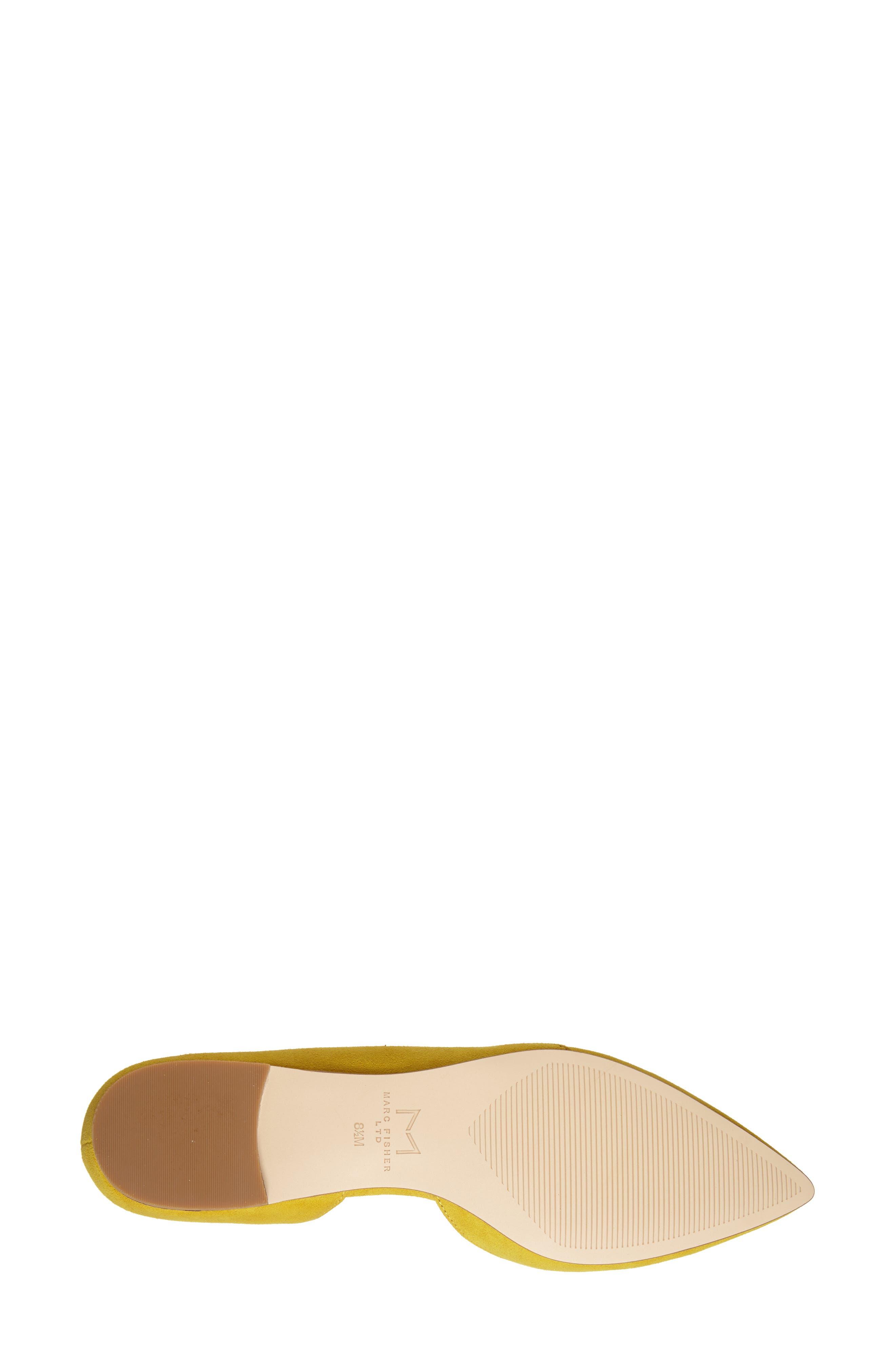 'Sunny' Half d'Orsay Flat,                             Alternate thumbnail 239, color,