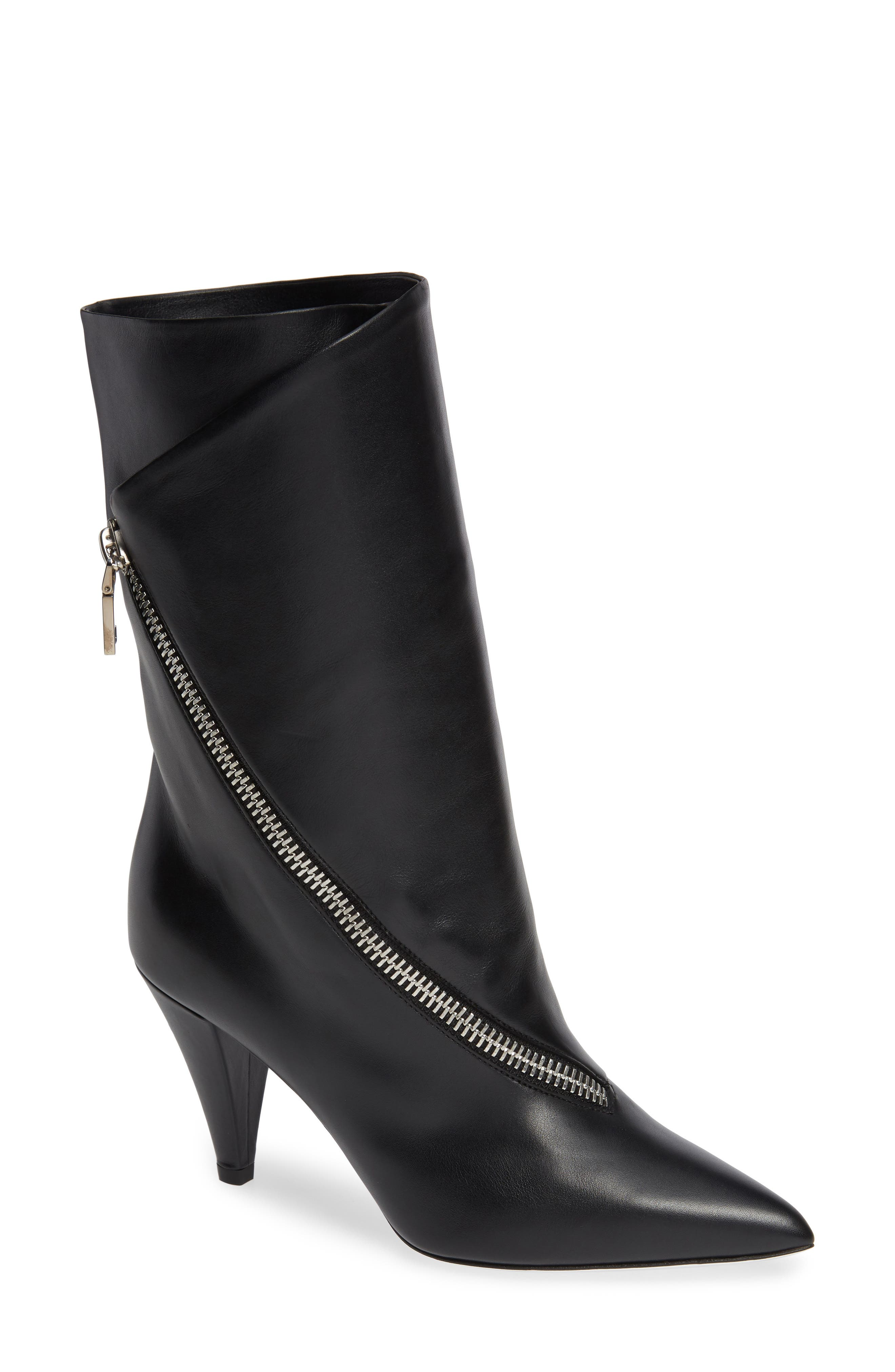 Givenchy Show Bootie, Black