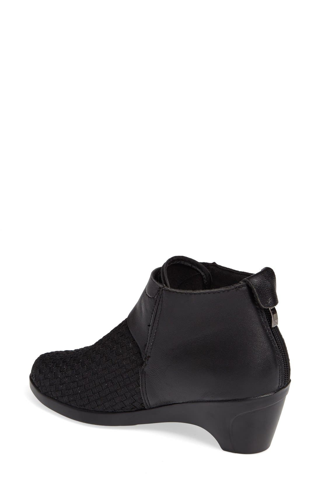 Zen Celine Mid Top Bootie,                             Alternate thumbnail 2, color,                             003