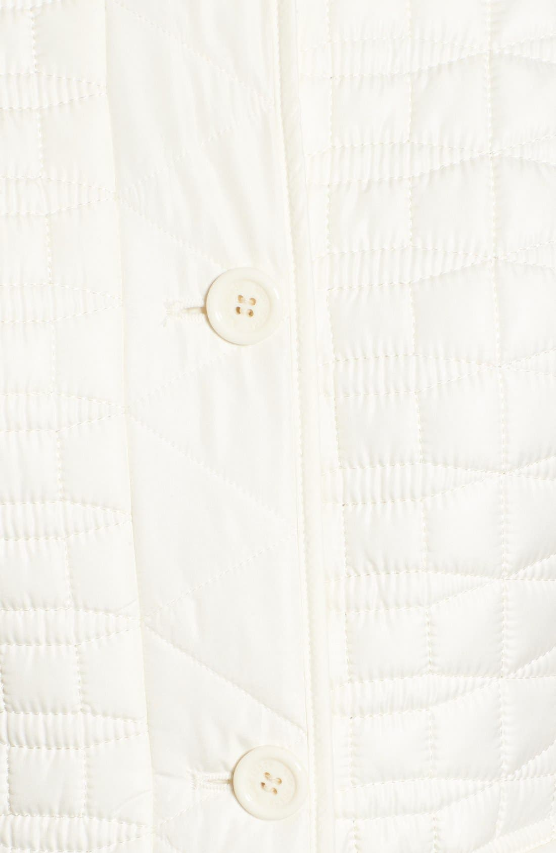 water resistant quilted coat,                             Alternate thumbnail 19, color,