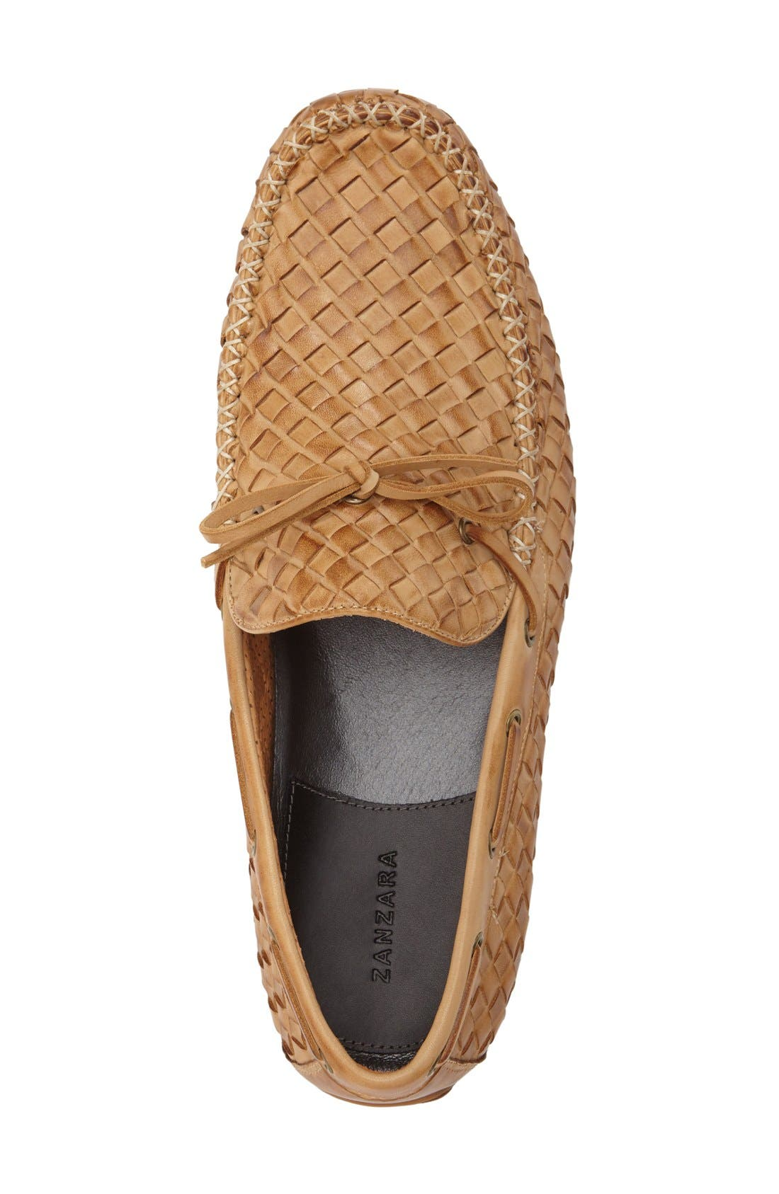 Leather Loafer,                             Alternate thumbnail 25, color,