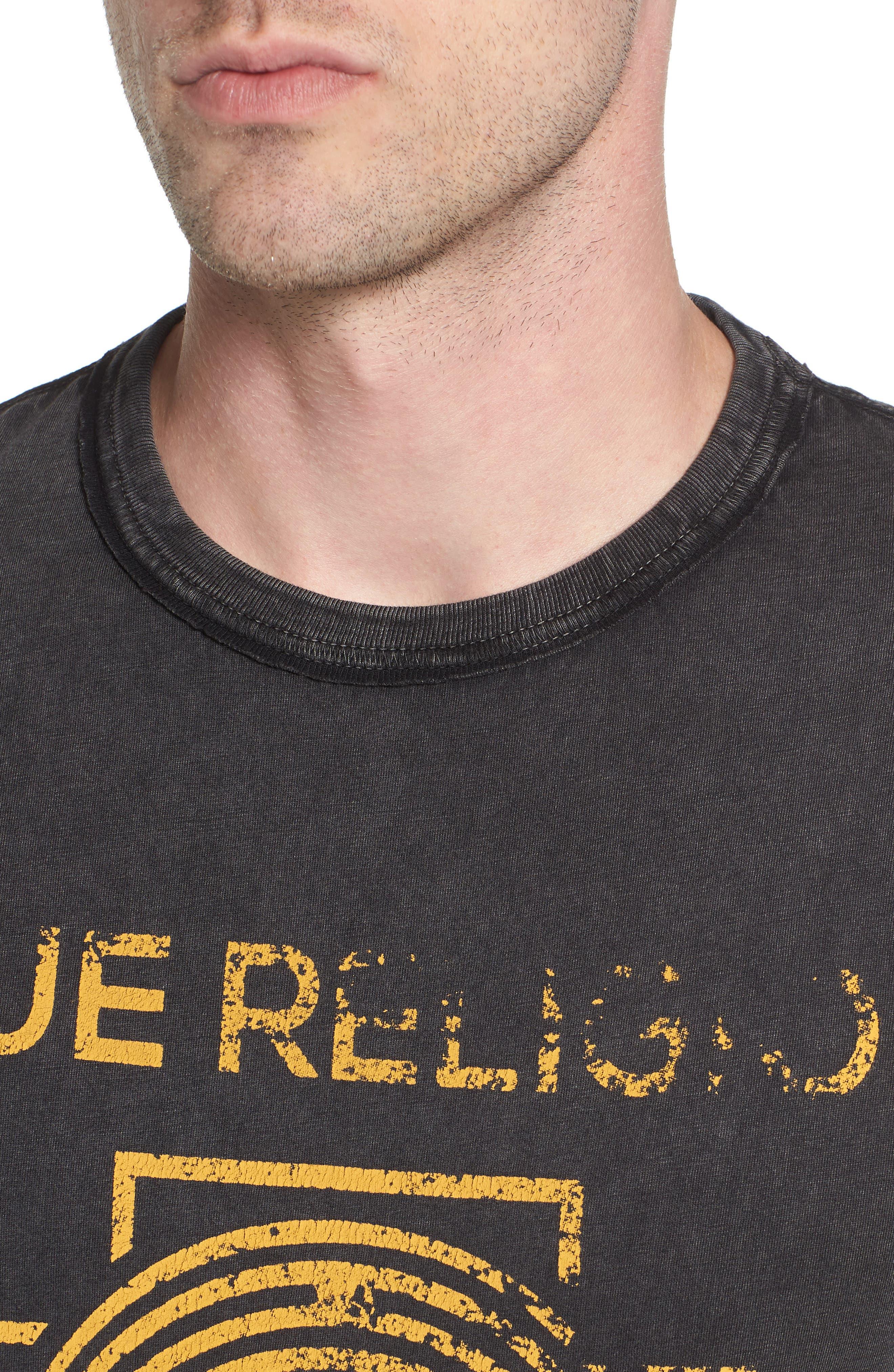 Dizzy Tour T-Shirt,                             Alternate thumbnail 4, color,                             001