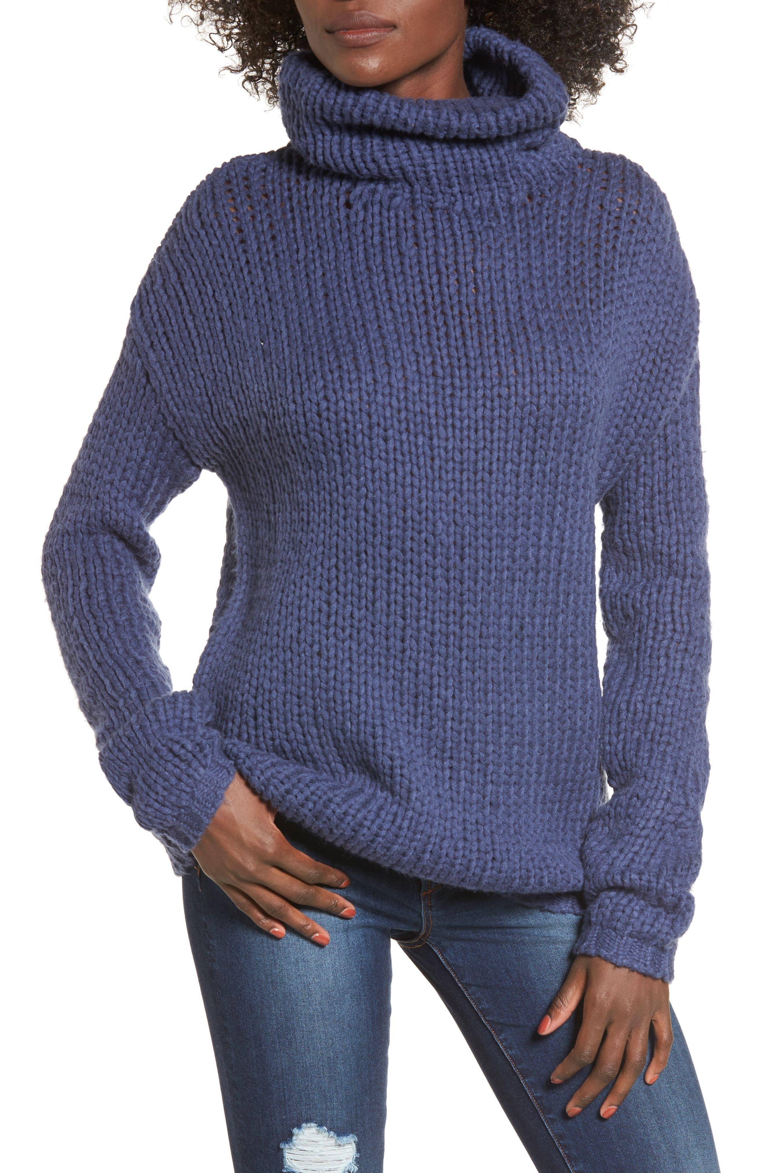 Hawken Turtleneck Sweater,                         Main,                         color, 400