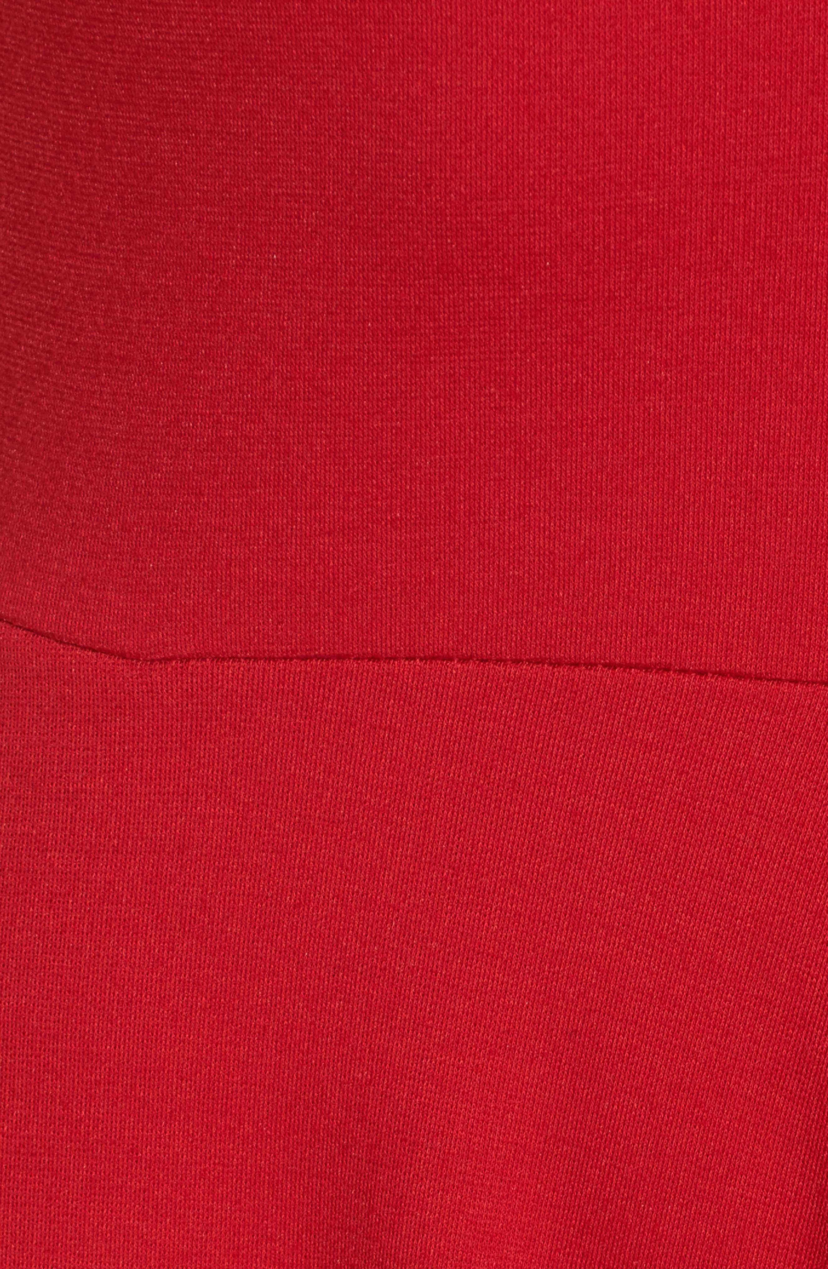 Stretch Knit Midi Dress,                             Alternate thumbnail 47, color,