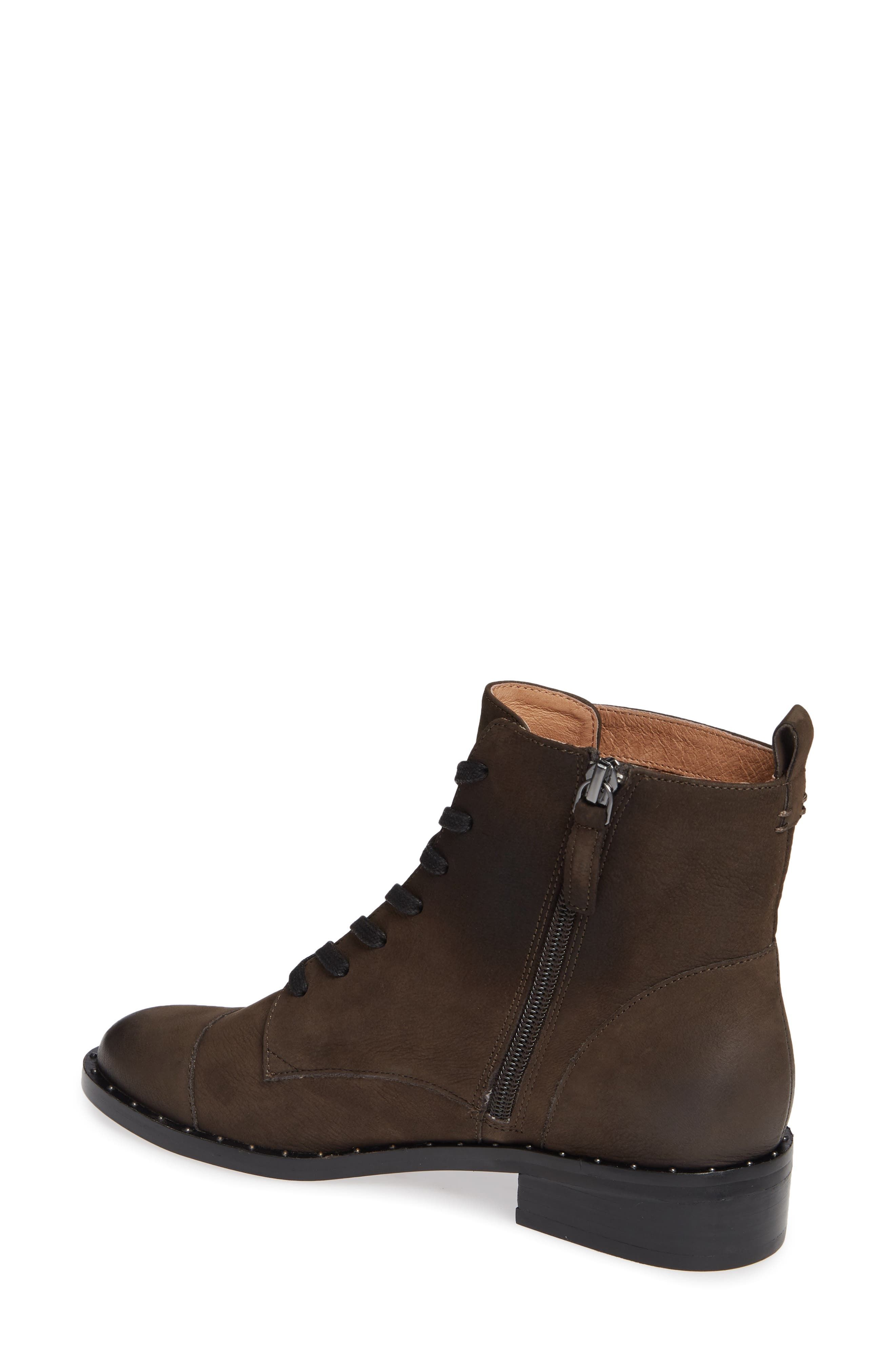 Layla Boot,                             Alternate thumbnail 2, color,                             ANTHRACITE LEATHER