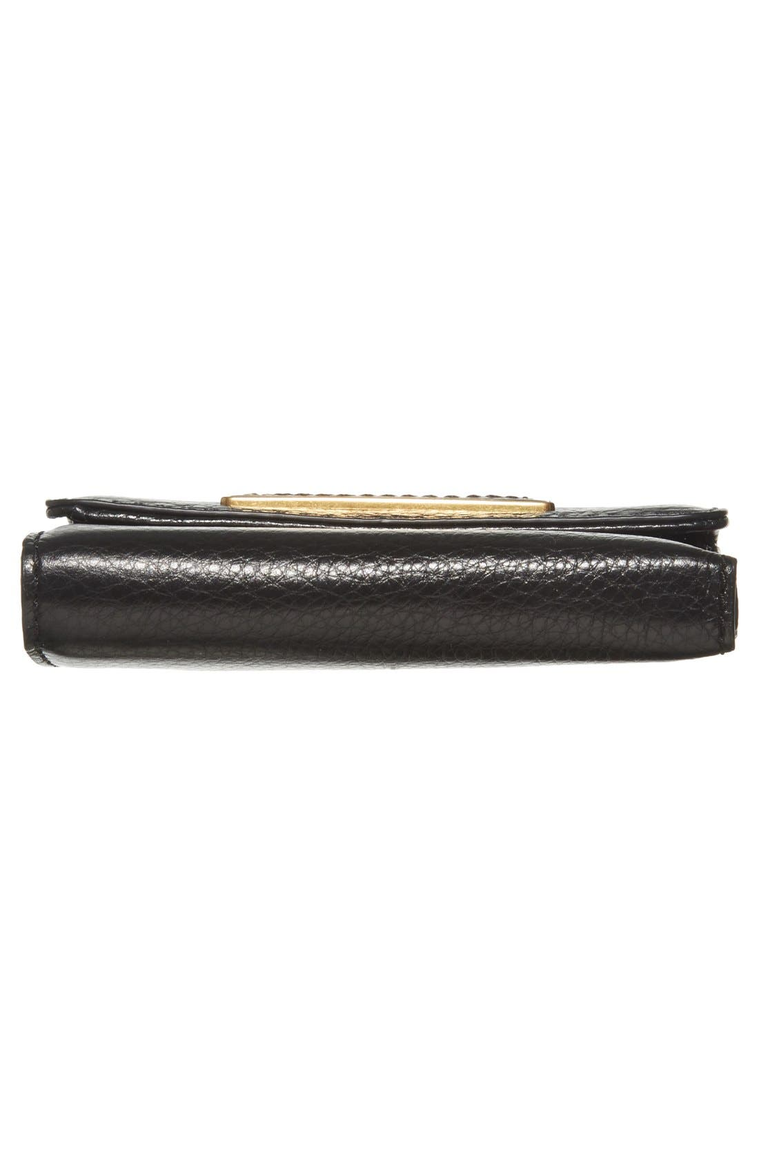 MARC BY MARC JACOBS 'Too Hot to Handle' Billfold Wallet,                             Alternate thumbnail 3, color,                             001
