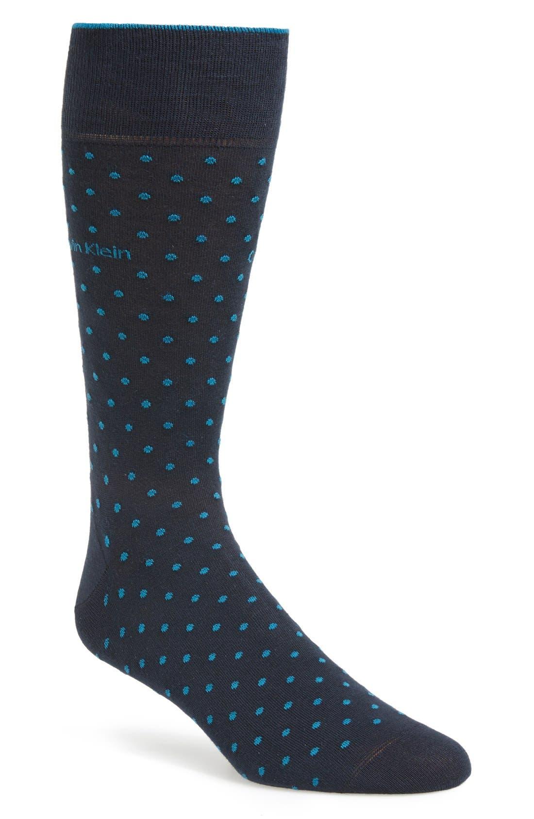 Dot Socks,                             Main thumbnail 11, color,