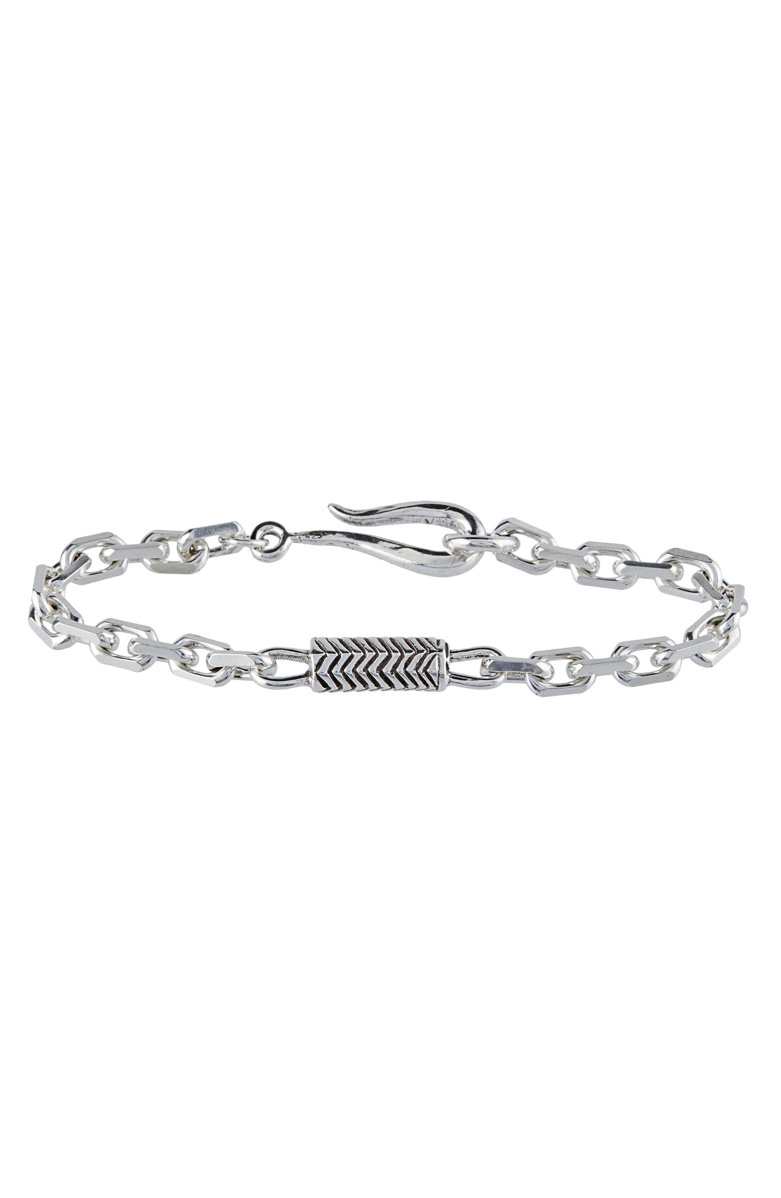 Hiapo Chain Bracelet,                         Main,                         color, 040