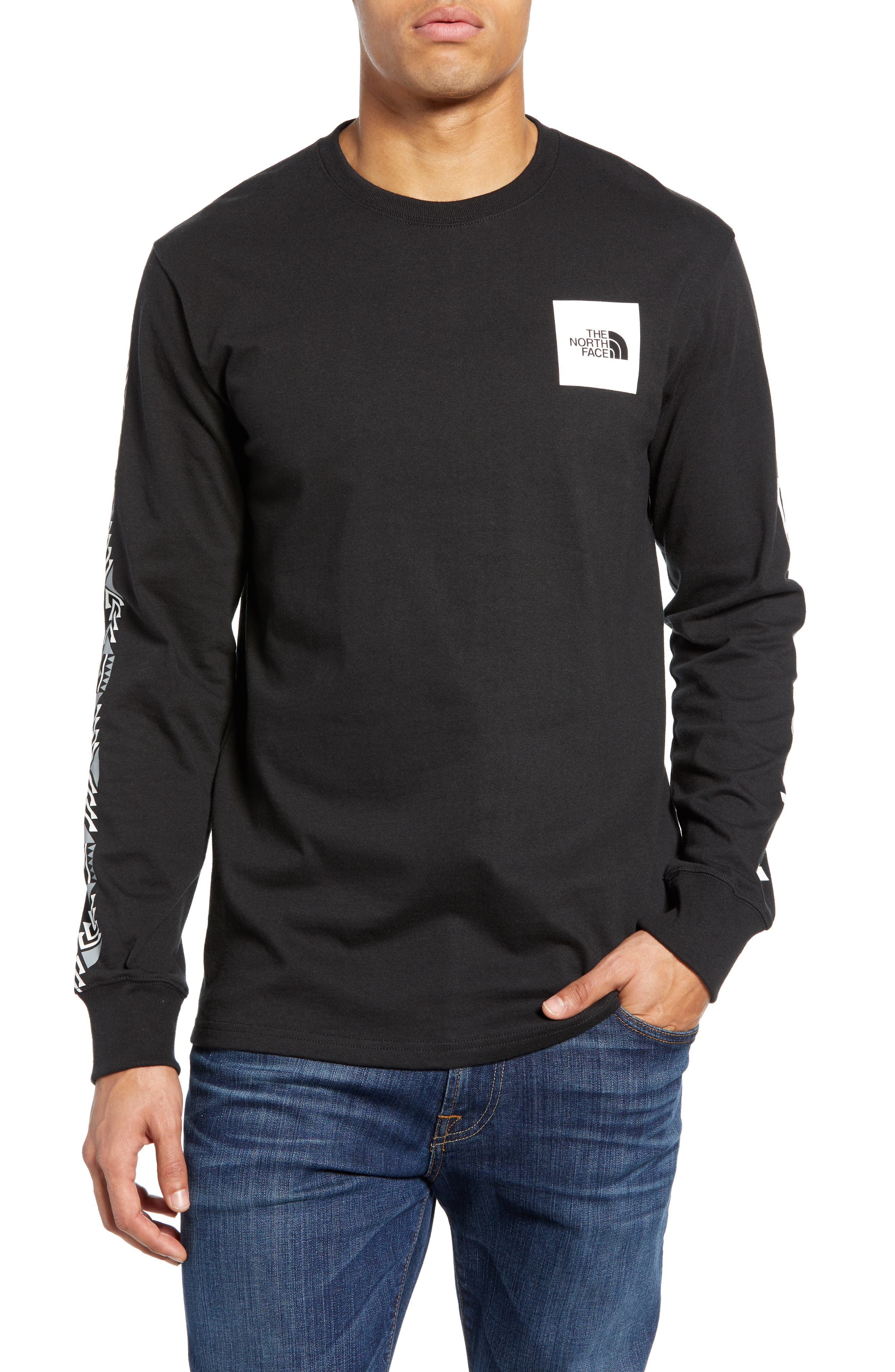 1992 Rage Collection T-Shirt, Main, color, TNF BLACK
