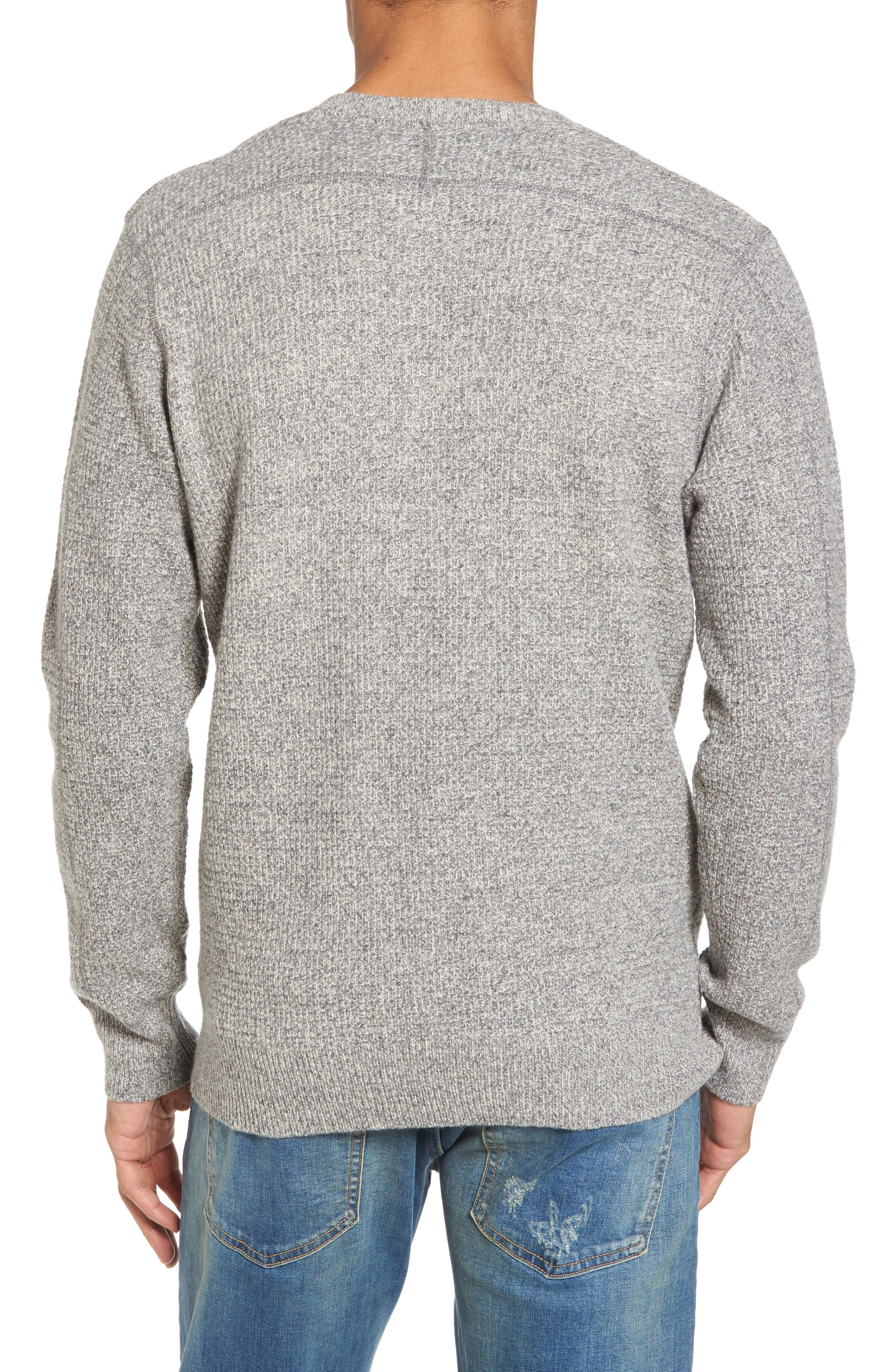 Thermal Henley,                             Alternate thumbnail 9, color,