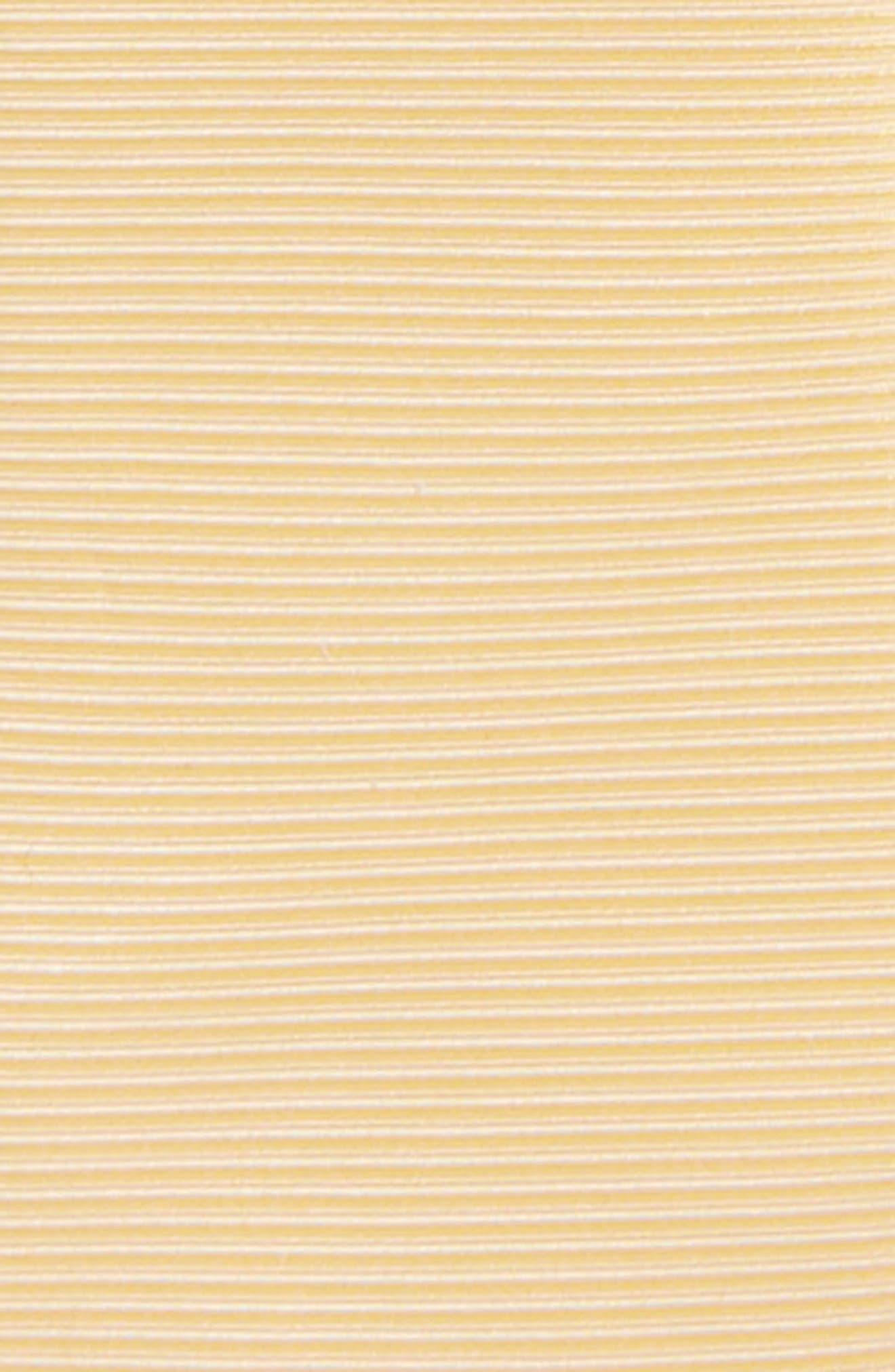 Pinstripe Solid Silk Zip Tie,                             Alternate thumbnail 2, color,                             700