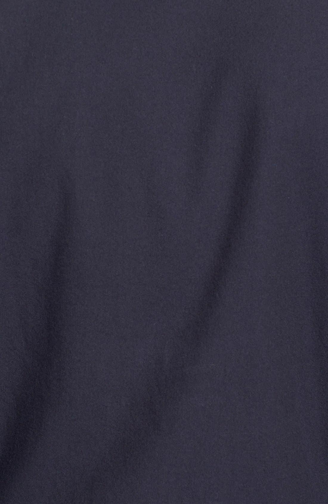 'Sedona' Zip Front Canvas Jacket,                             Alternate thumbnail 5, color,