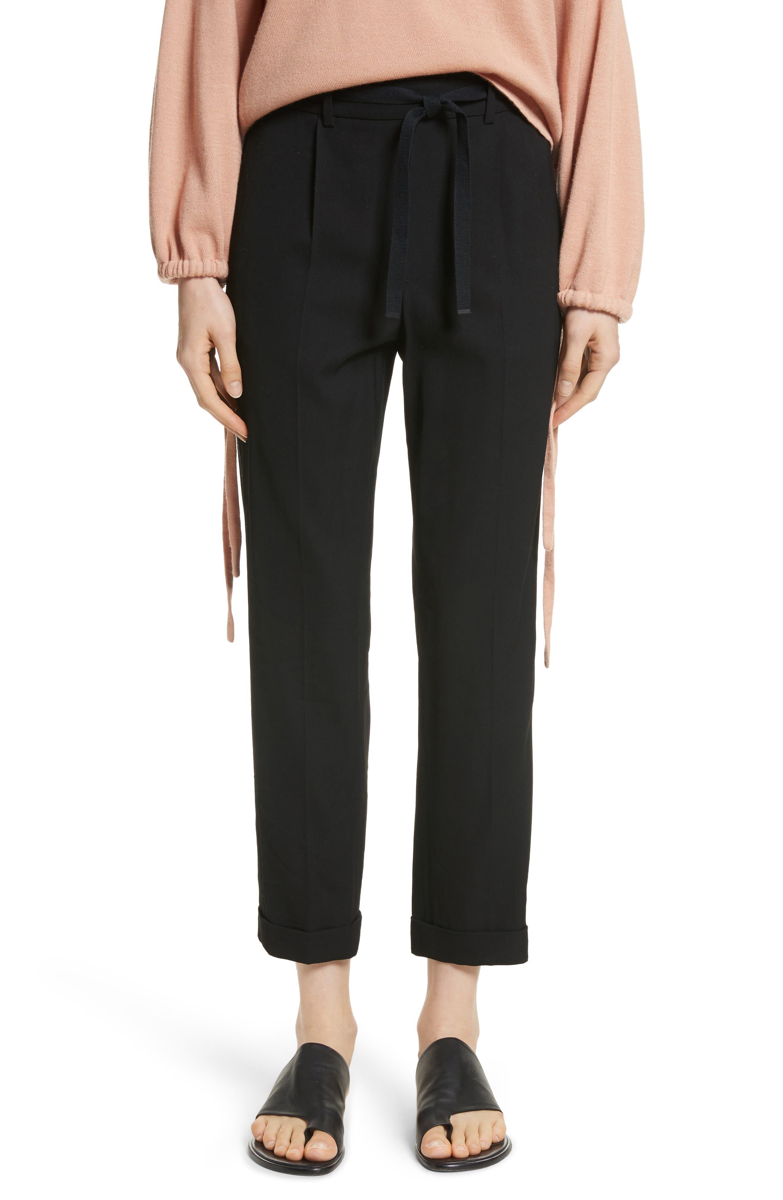 Side Strap Jogger Pants,                         Main,                         color,