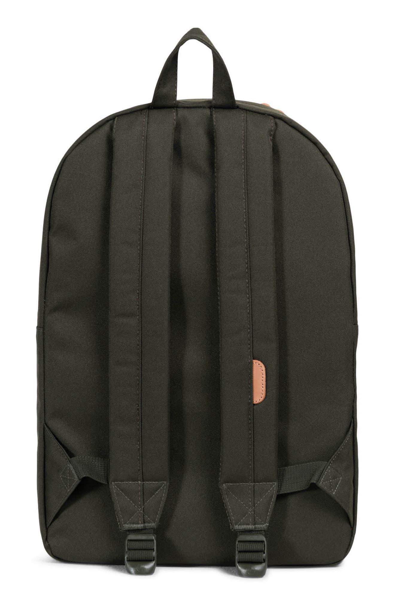 Heritage Offset Stripe Backpack,                             Alternate thumbnail 6, color,