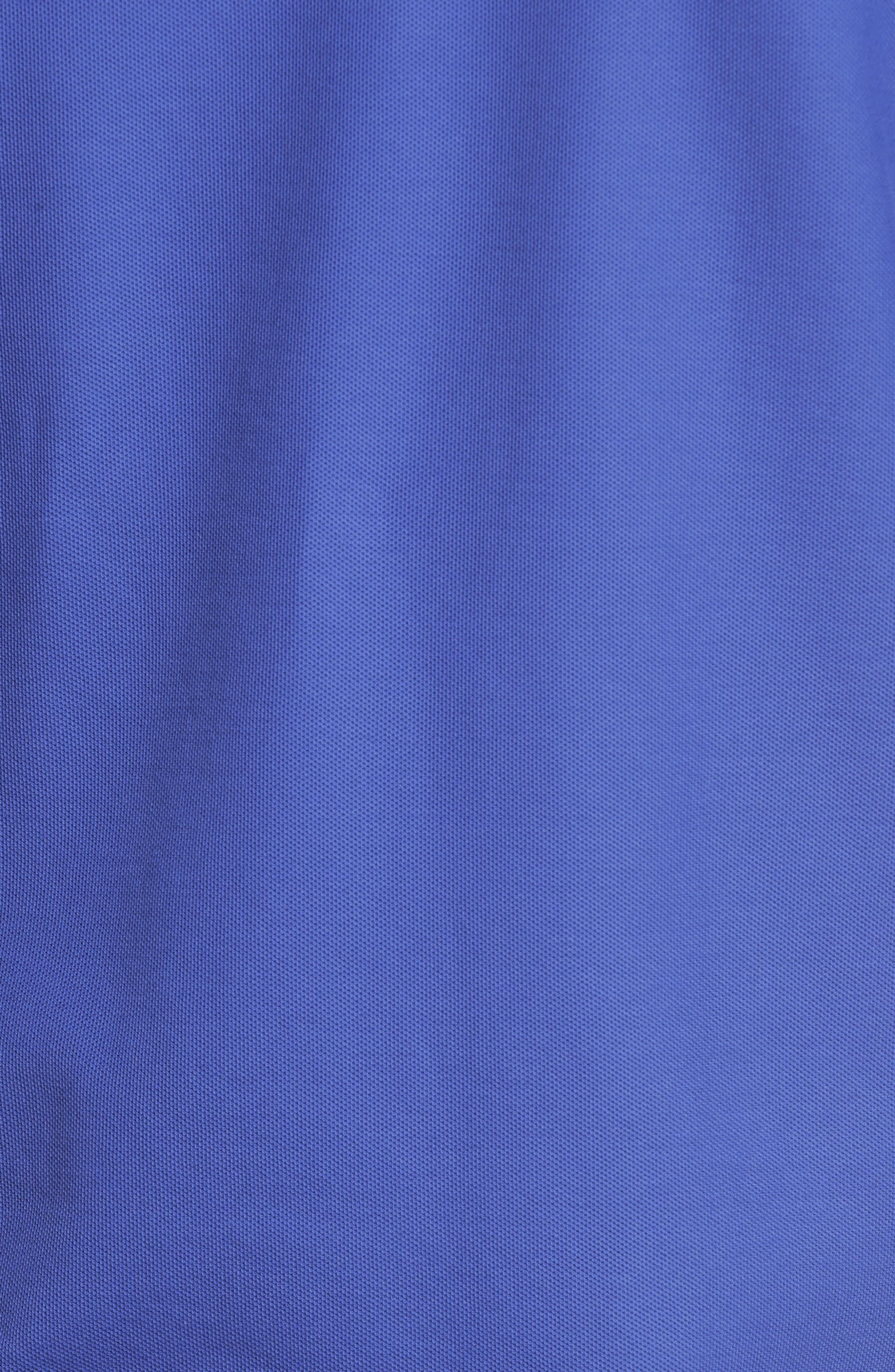 Classic Regular Fit Piqué Polo,                             Alternate thumbnail 90, color,