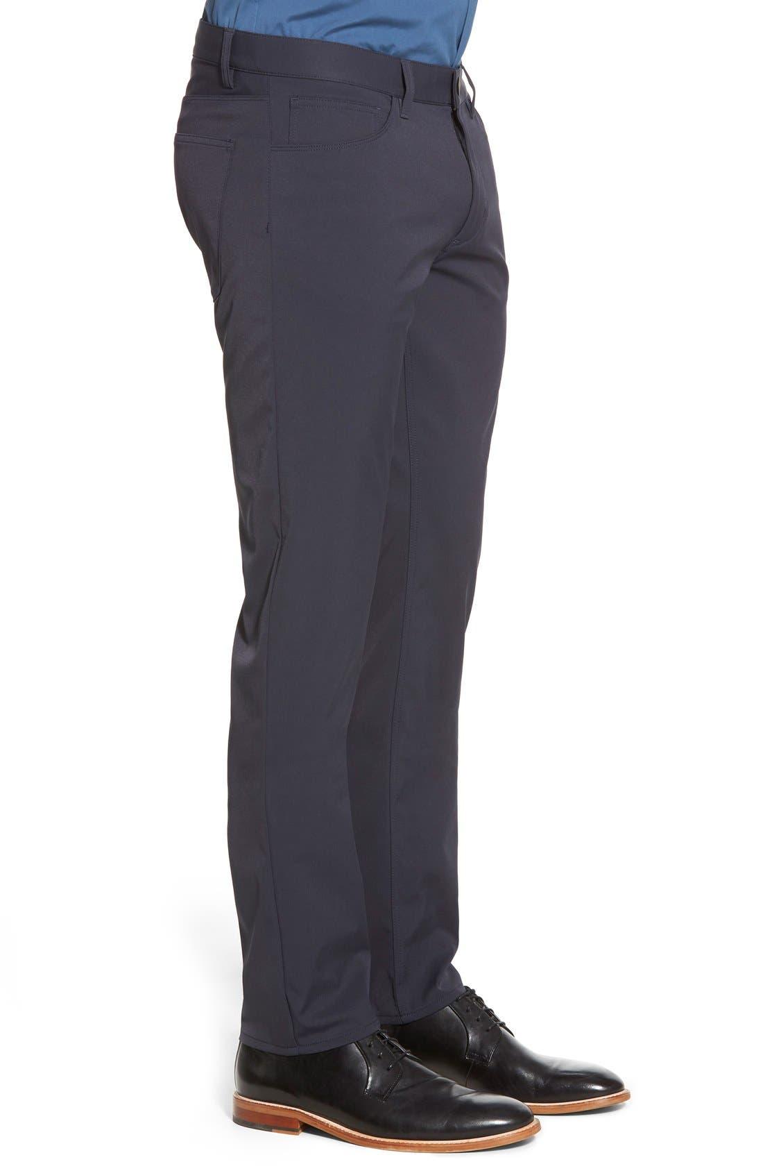'Zaine Neoteric' Slim Fit Pants,                             Alternate thumbnail 28, color,