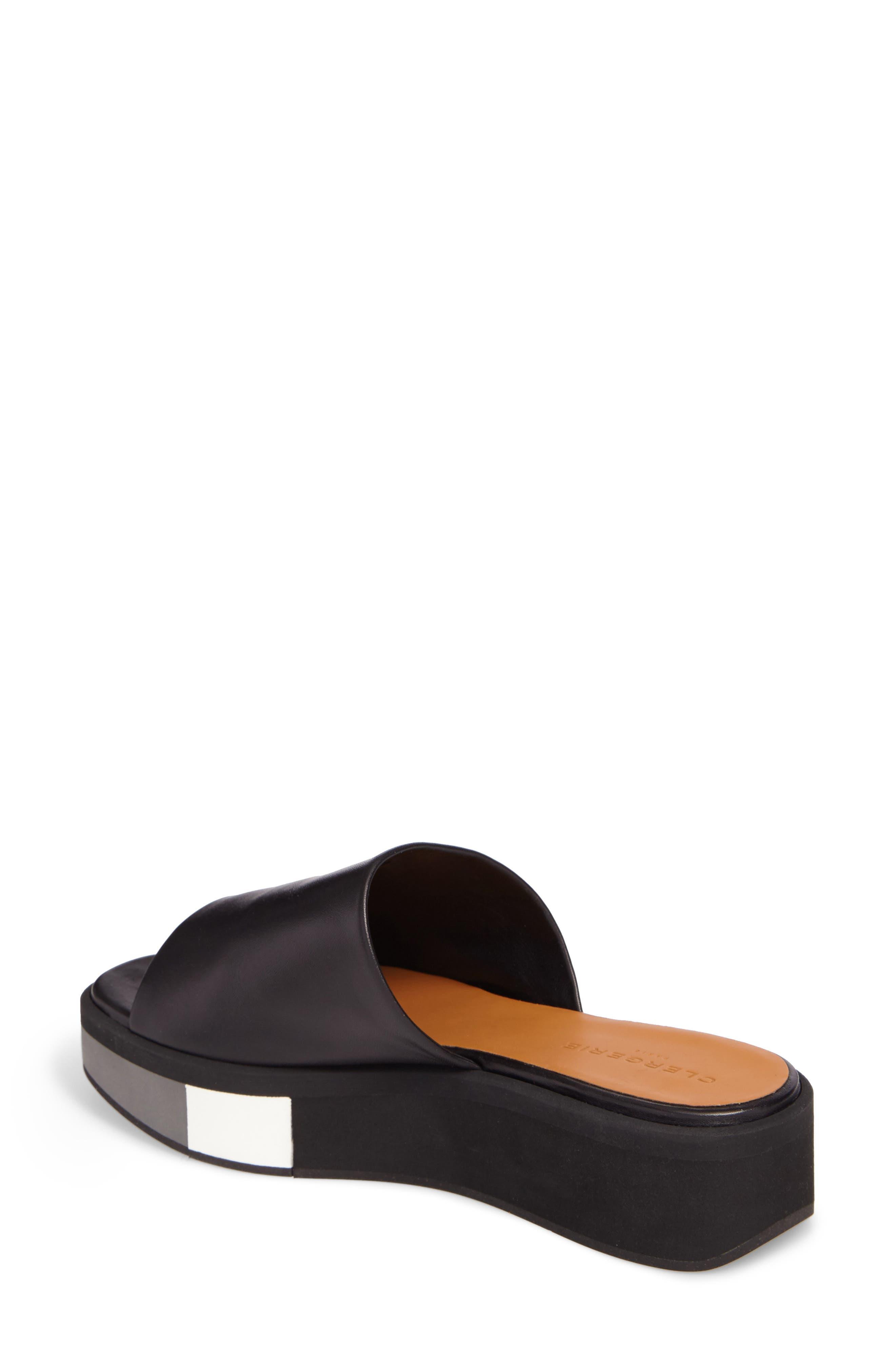 Quenor Platform Sandal,                             Alternate thumbnail 2, color,                             004