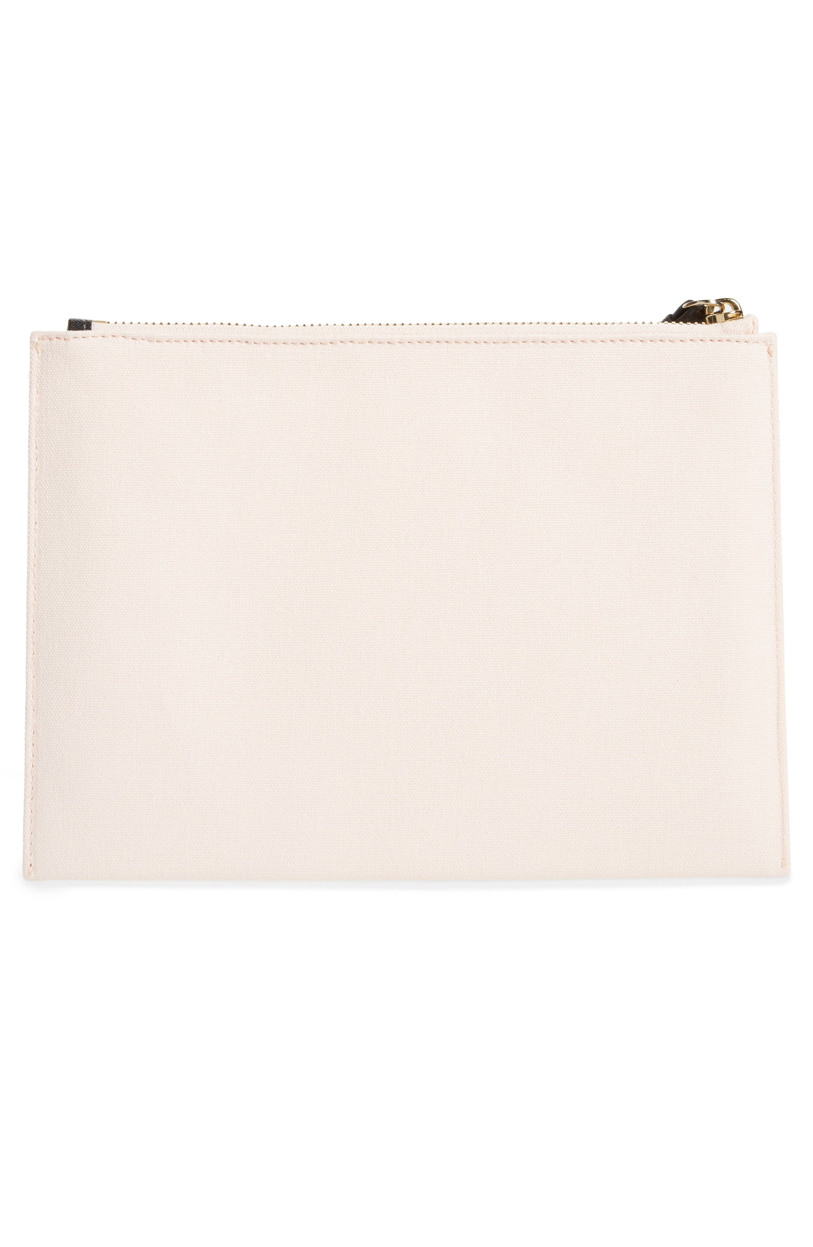 wedding belles - this is the life medium bella pouch,                             Alternate thumbnail 3, color,