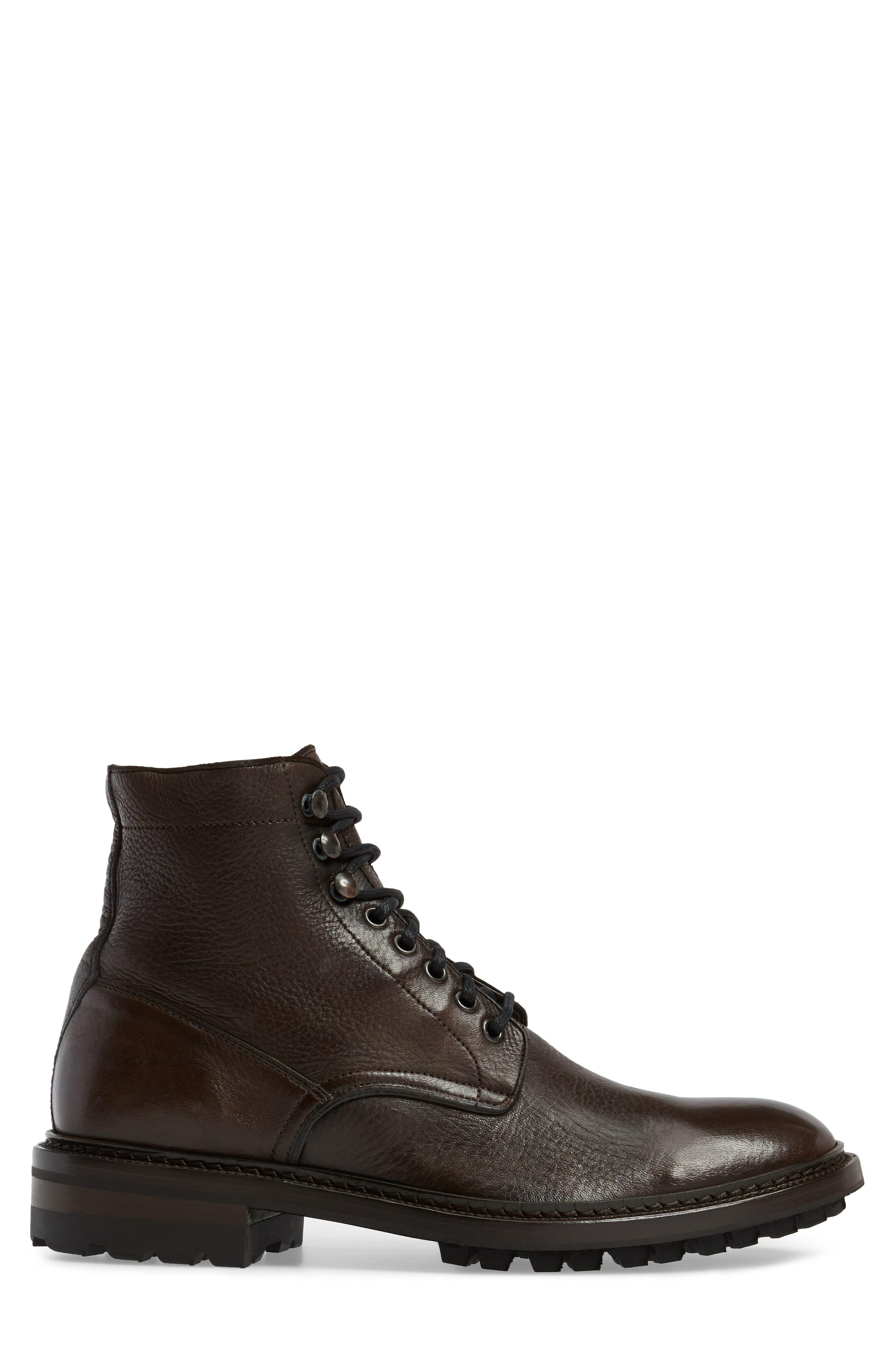 Greyson Plain Toe Boot,                             Alternate thumbnail 3, color,                             200